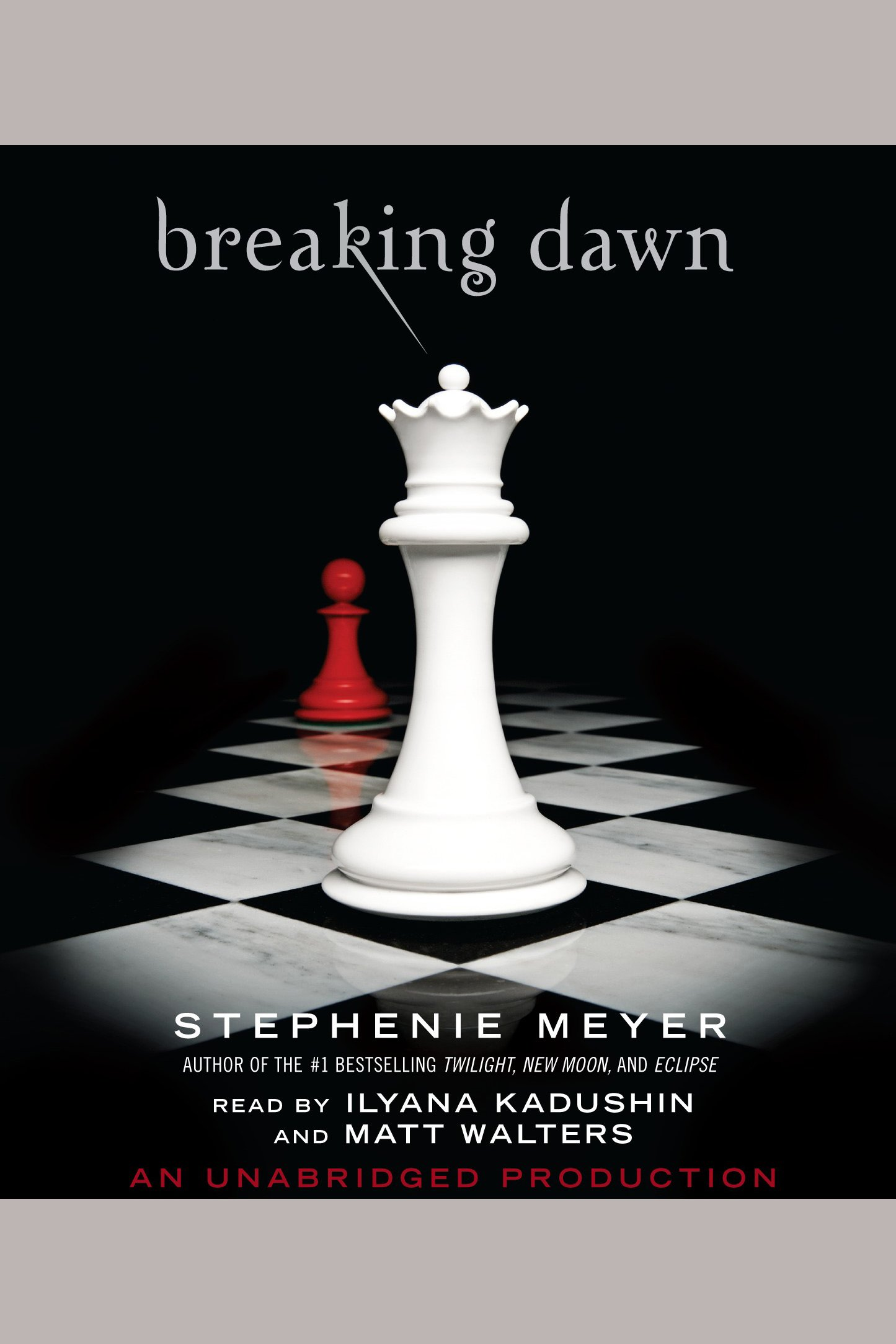 Breaking dawn cover image