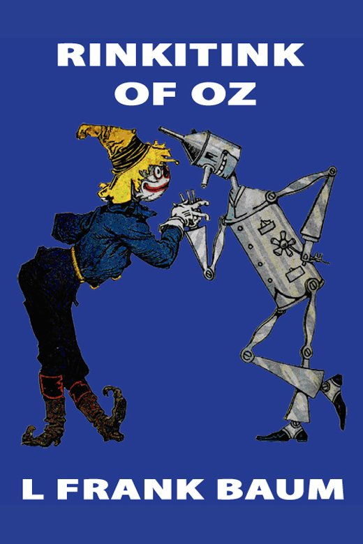 Rinkitink of Oz cover image