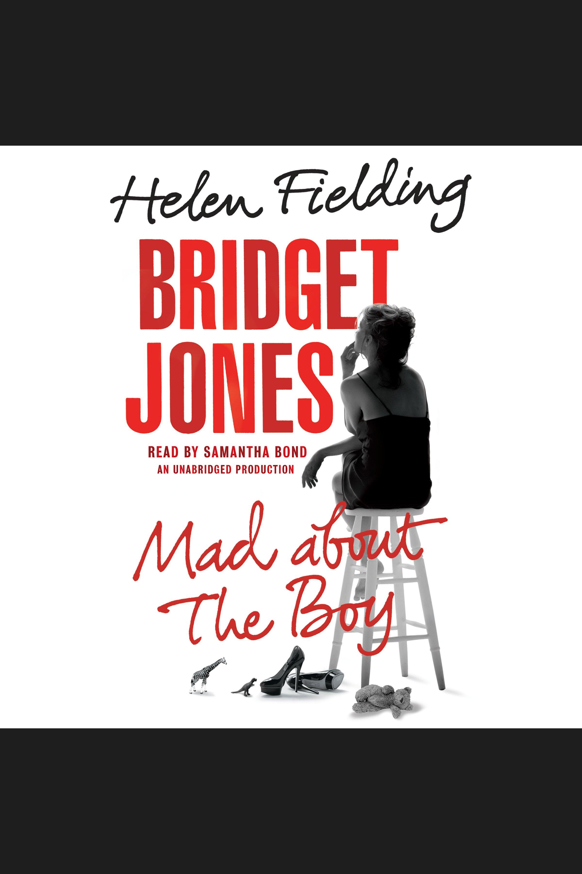 Bridget Jones mad about the boy cover image