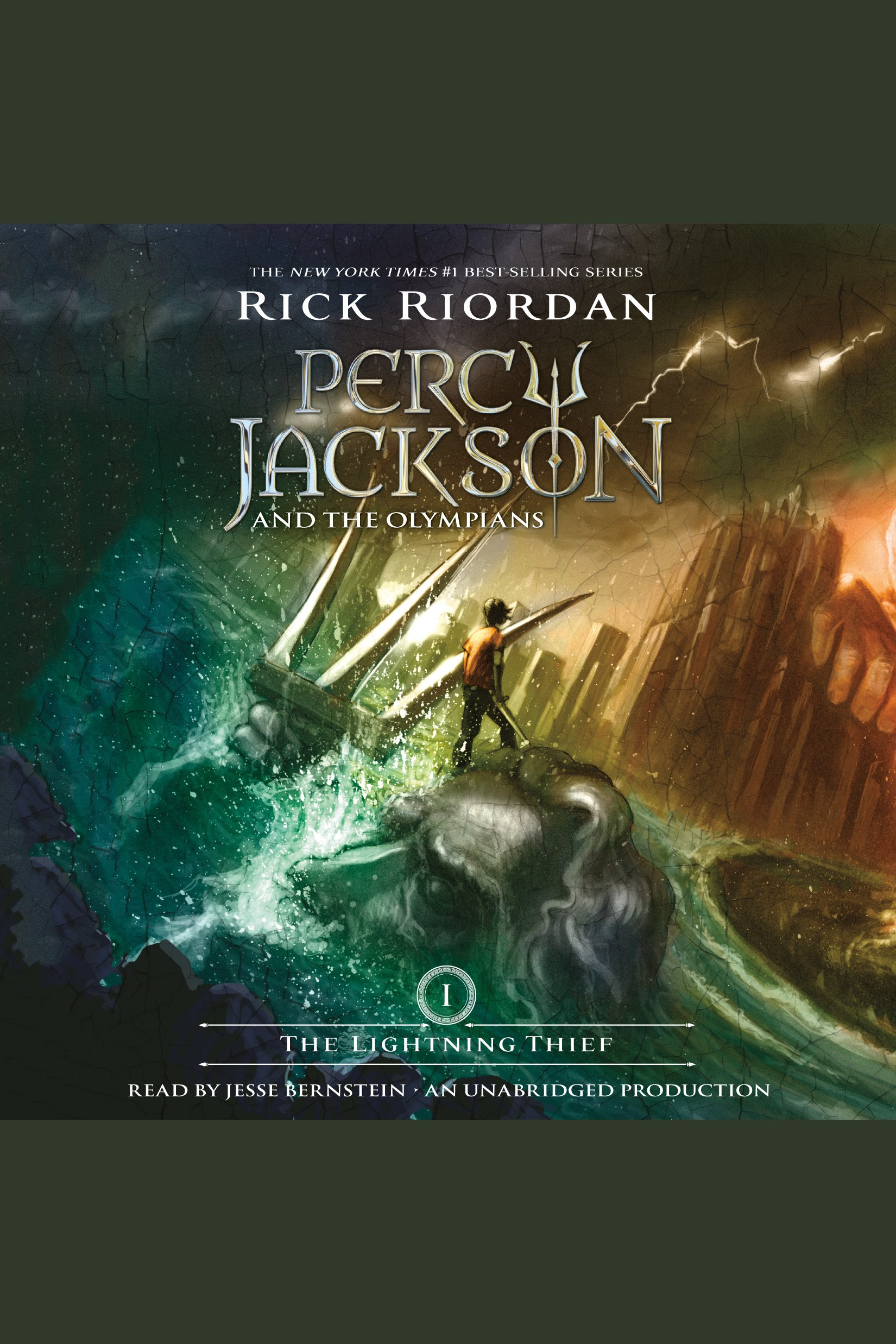 Lightning Thief, The Percy Jackson and the Olympians: Book 1