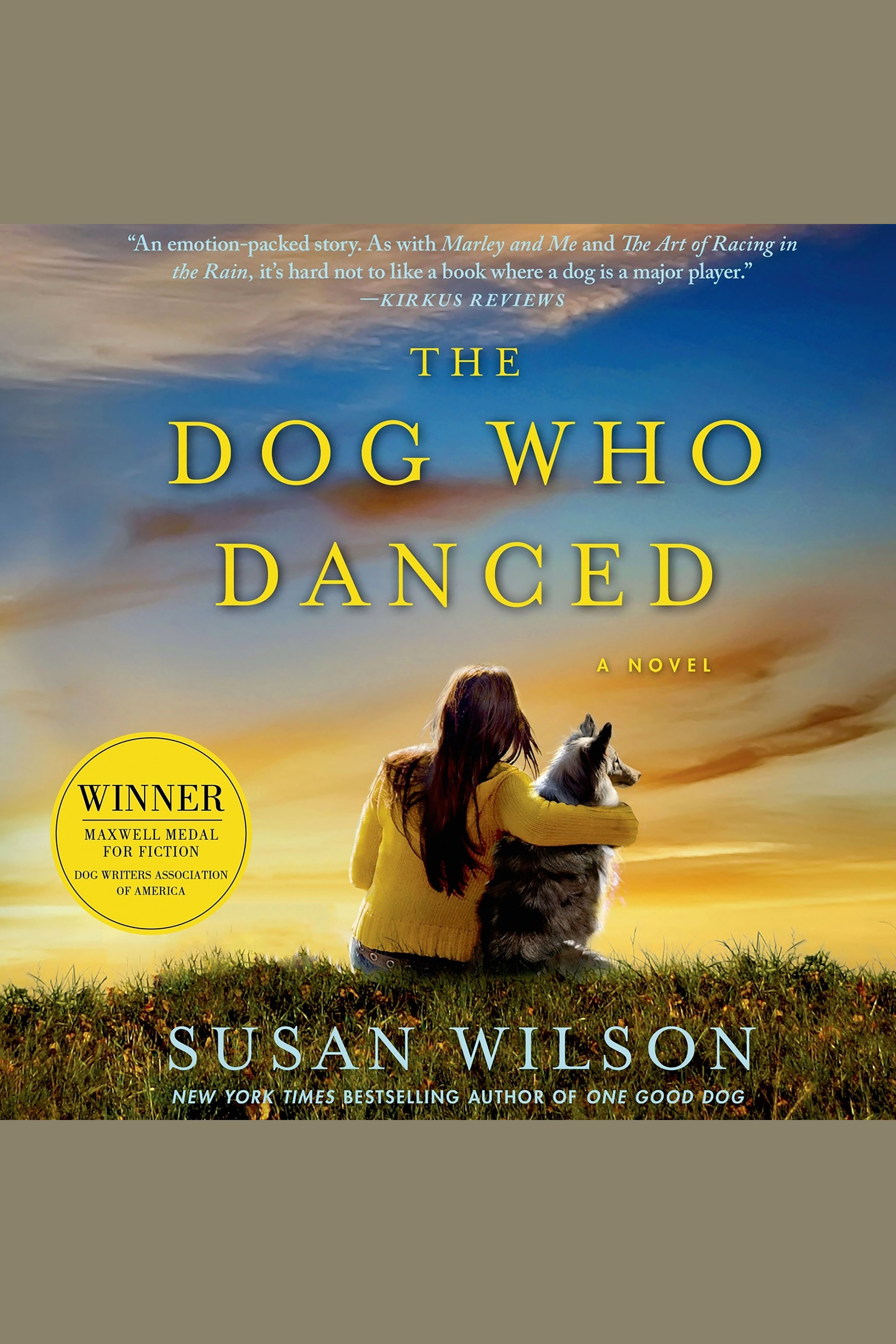 The dog who danced cover image