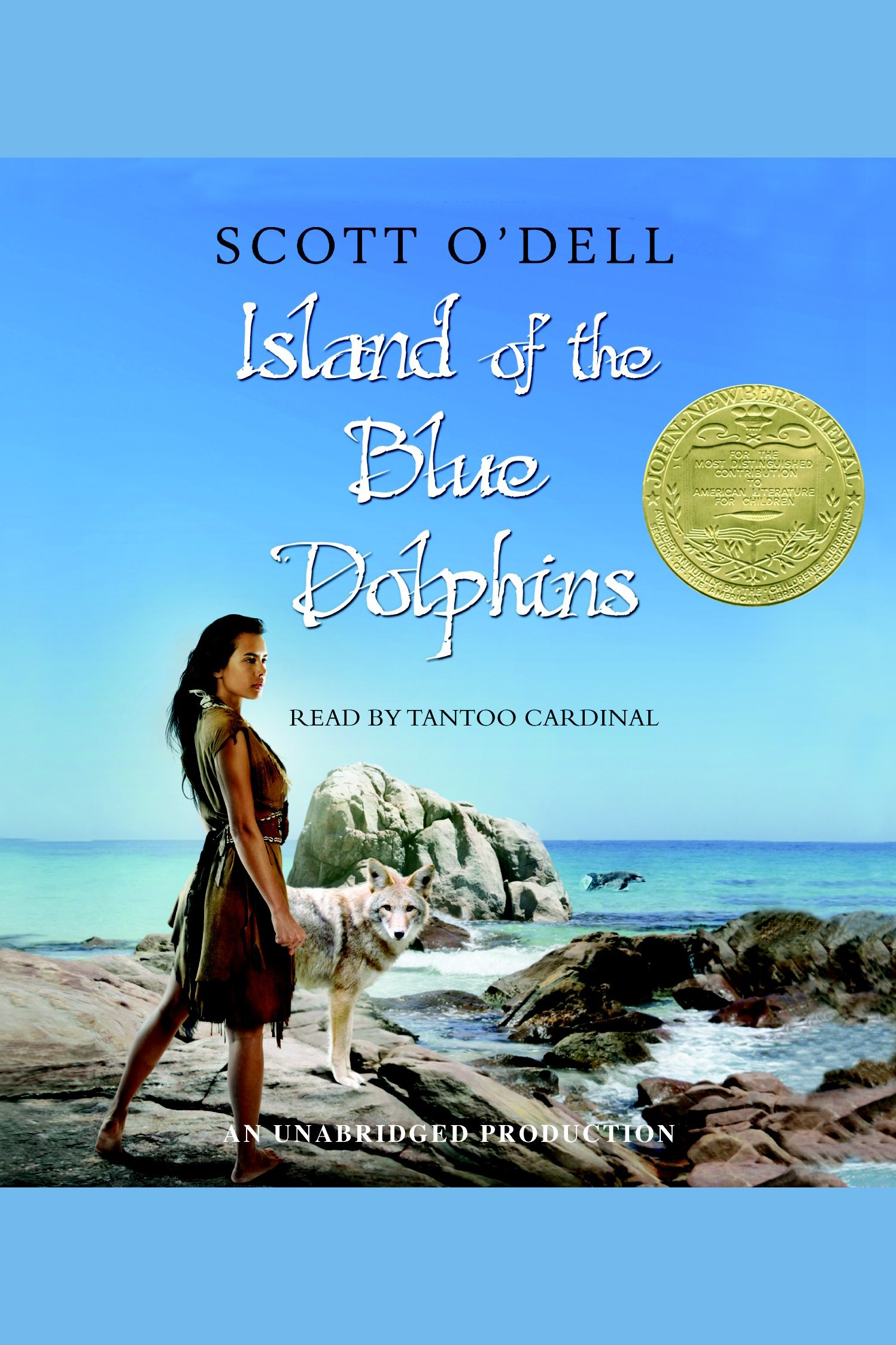 Island of the Blue Dolphins cover image