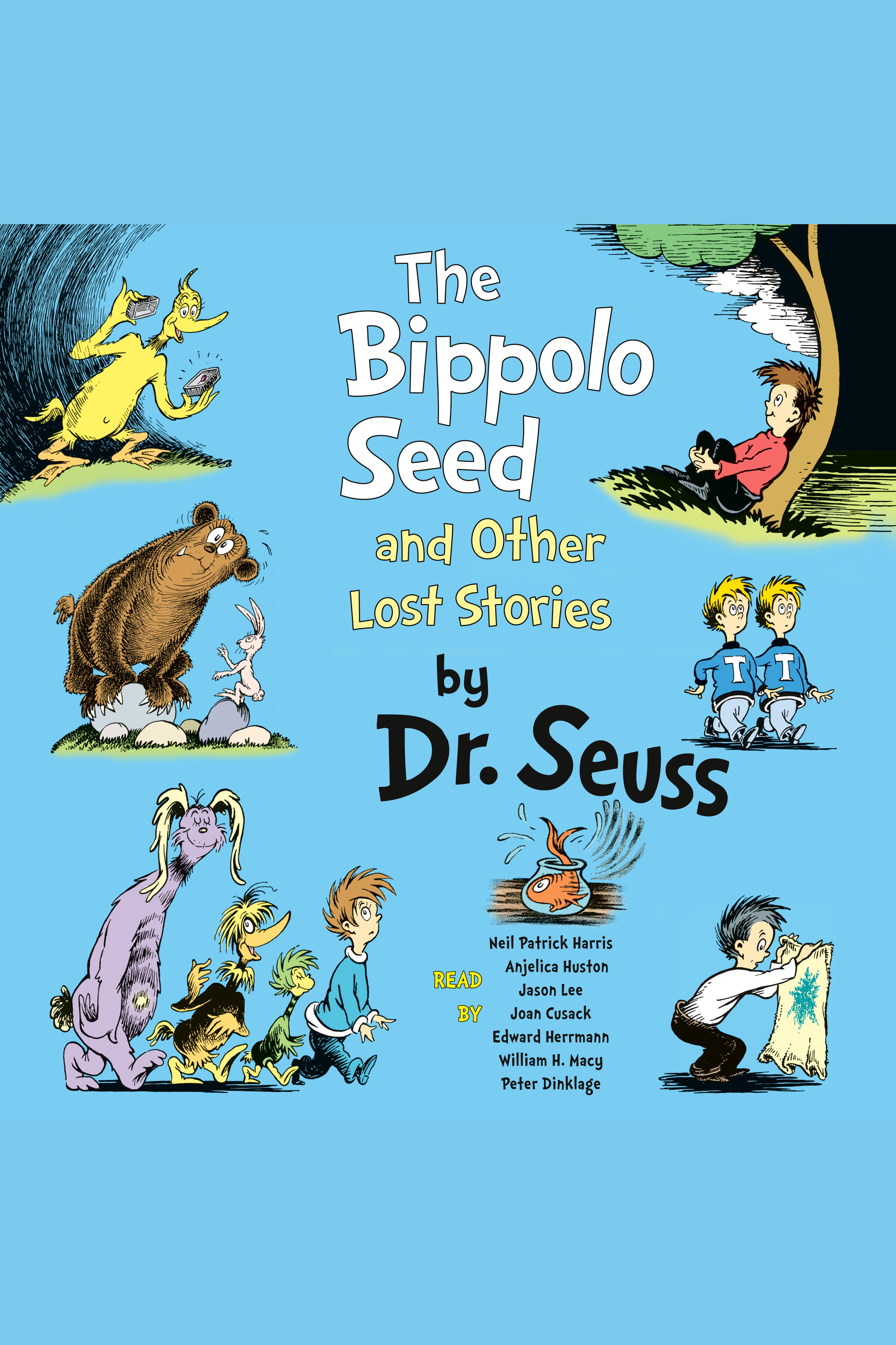 The bippolo seed and other lost stories cover image