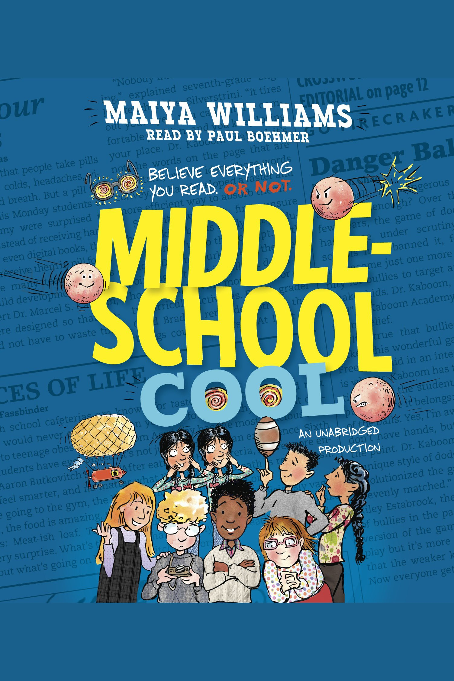 Middle-school cool cover image