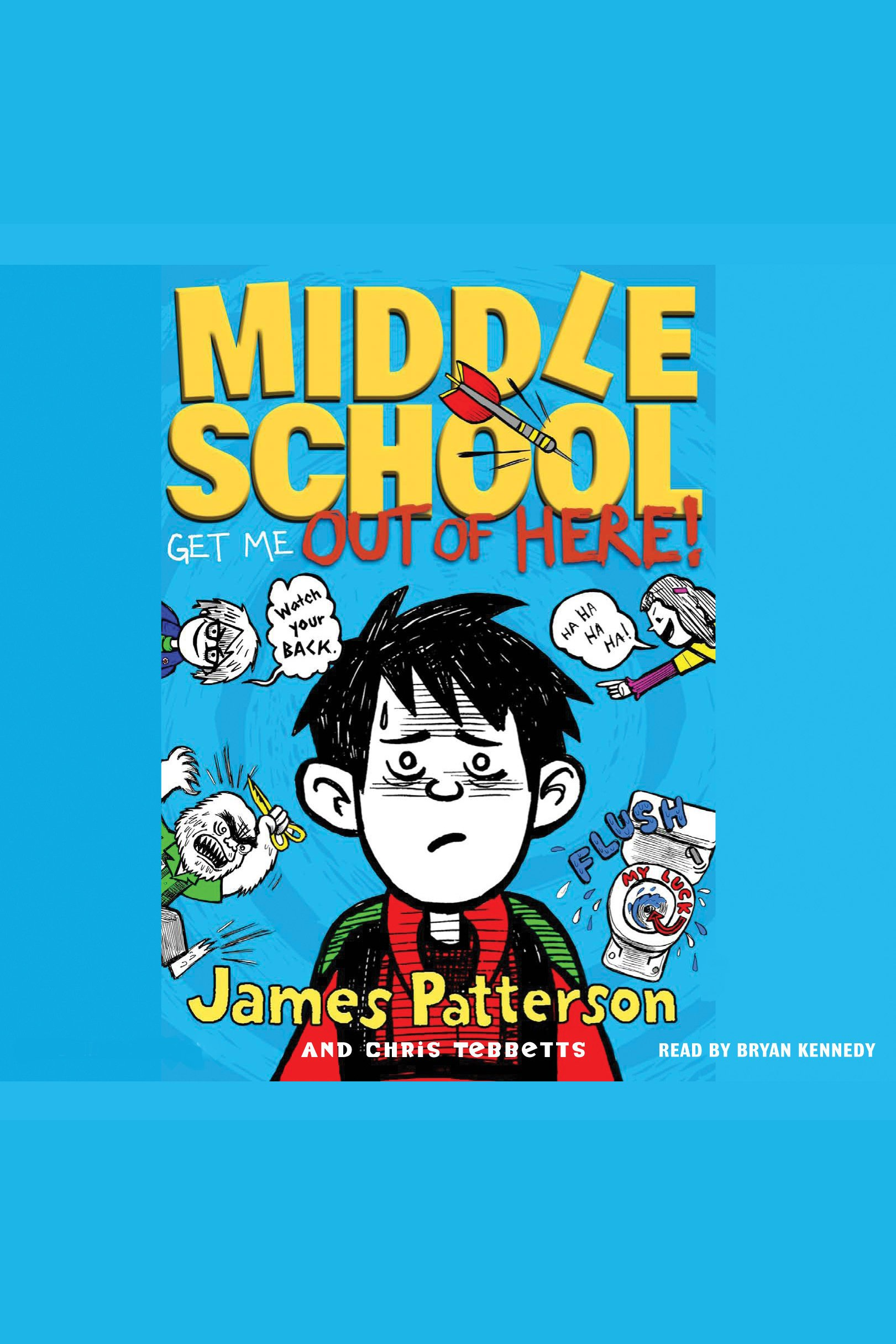 Middle school get me out of here! cover image