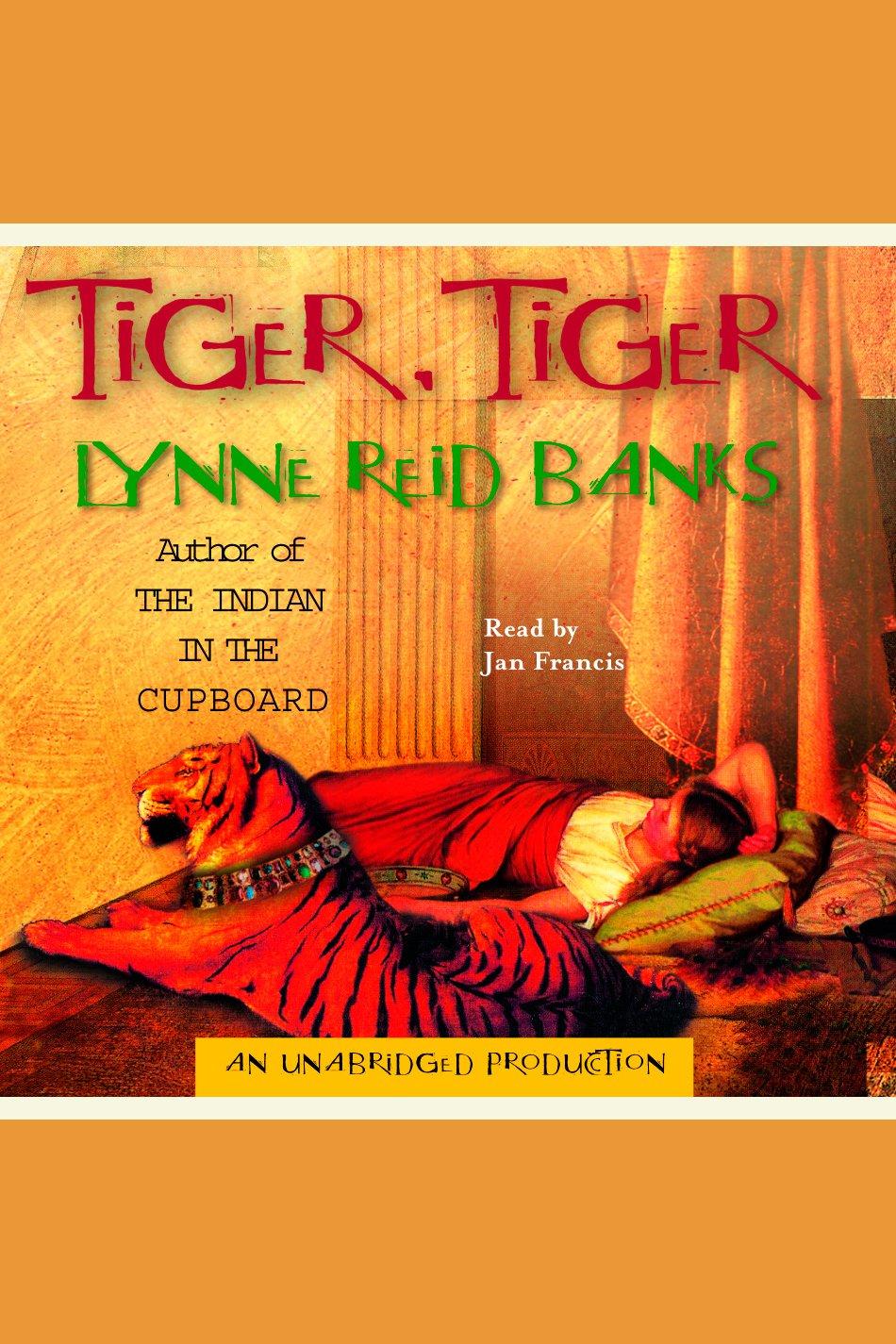 Tiger, tiger cover image