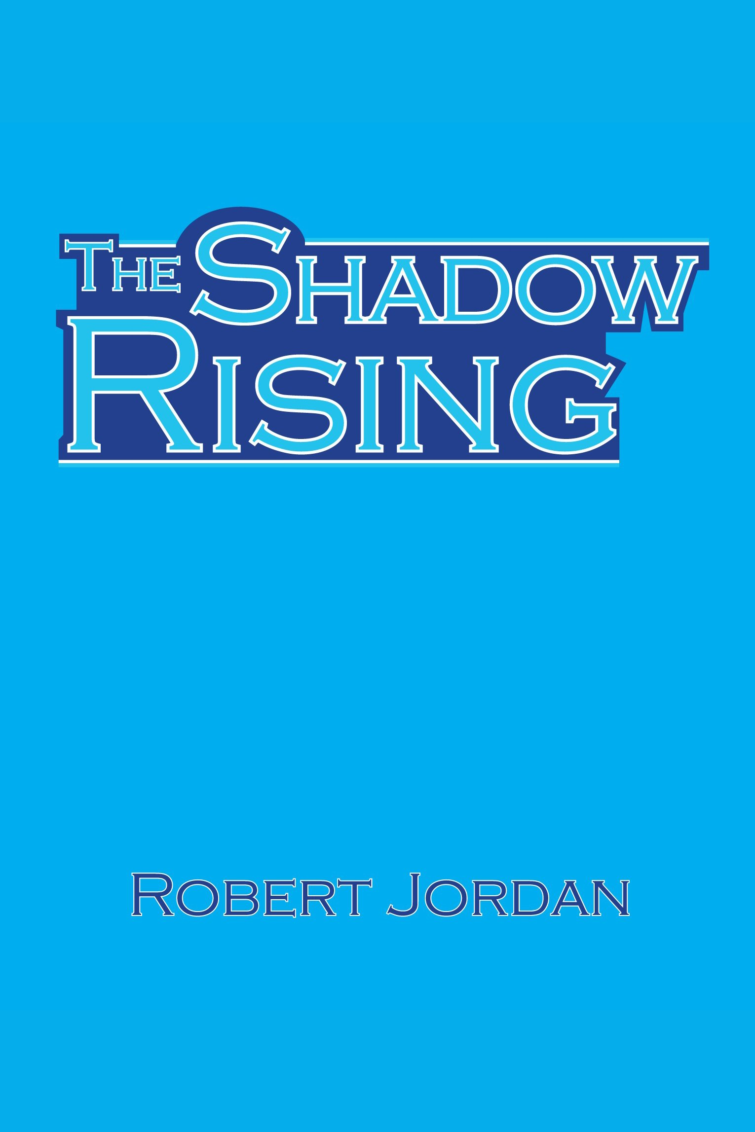 The shadow rising cover image