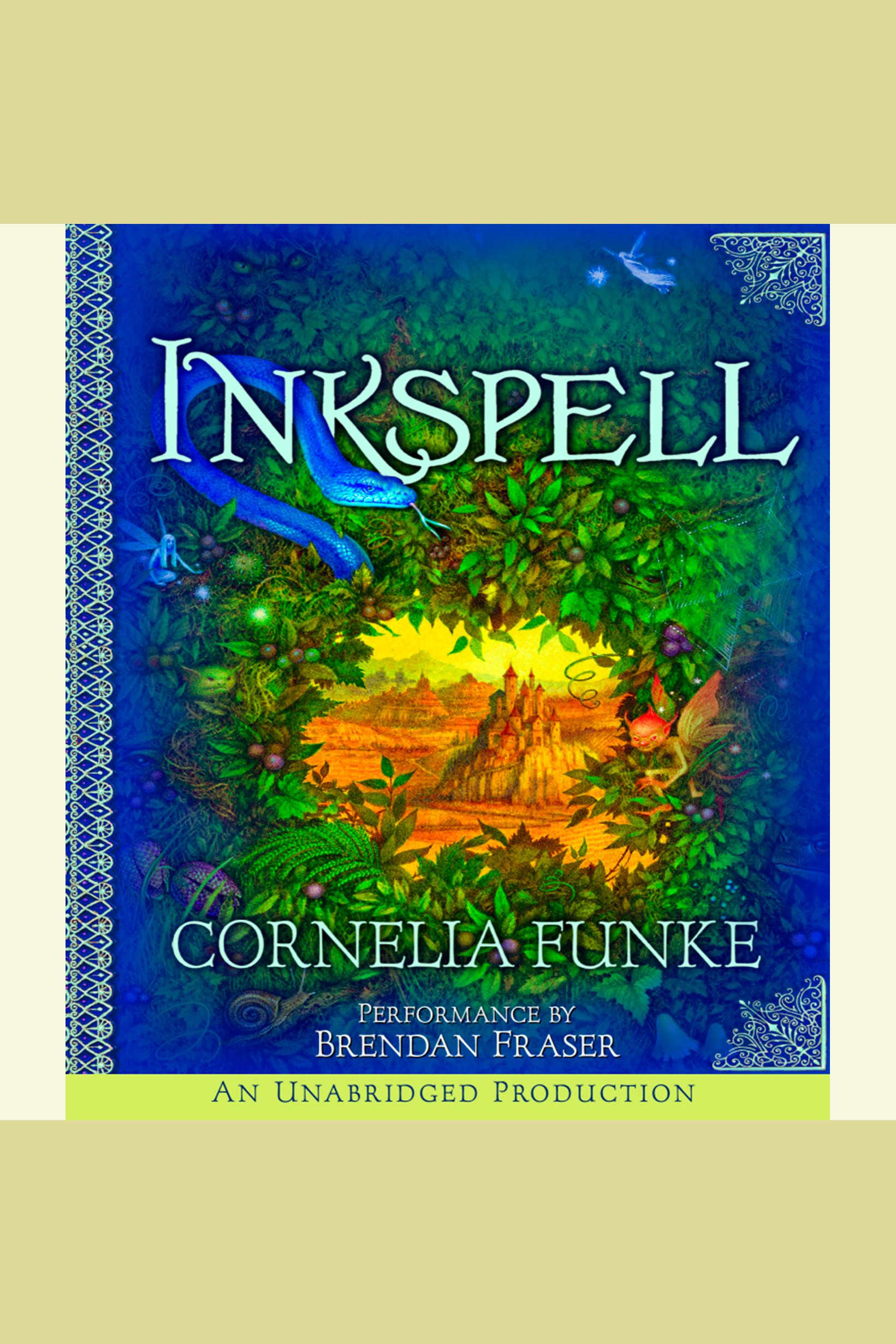 Inkspell cover image