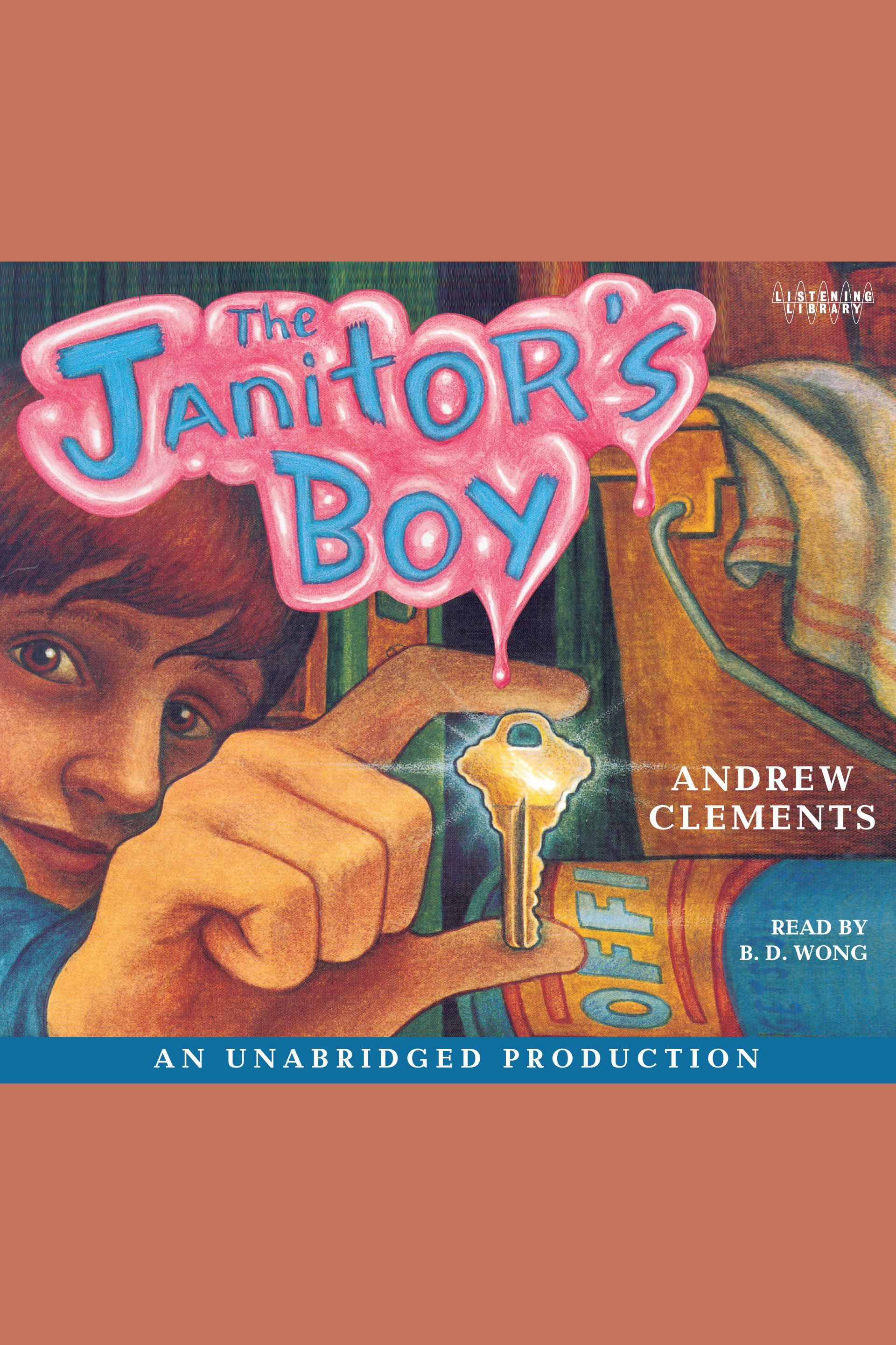 The janitor's boy cover image