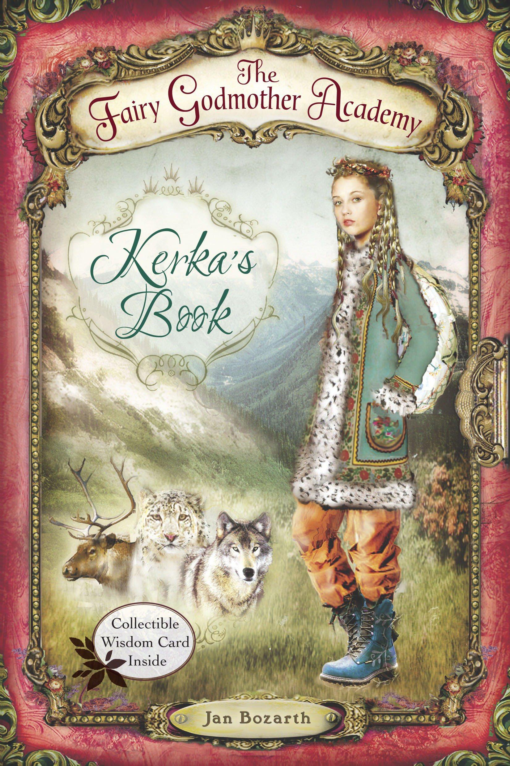 Kerka's book cover image