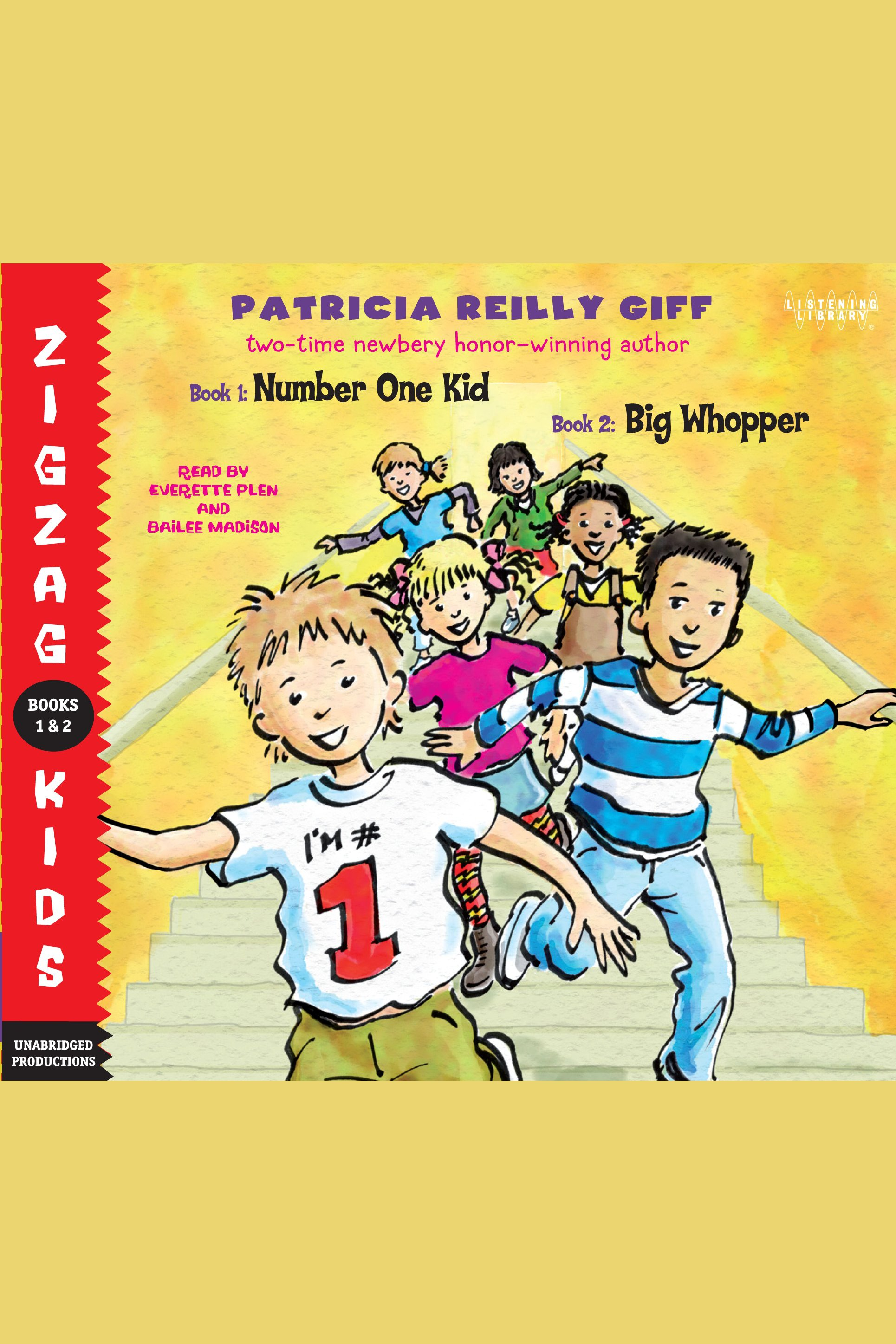 Zigzag Kids collection: Books 1 and 2 cover image