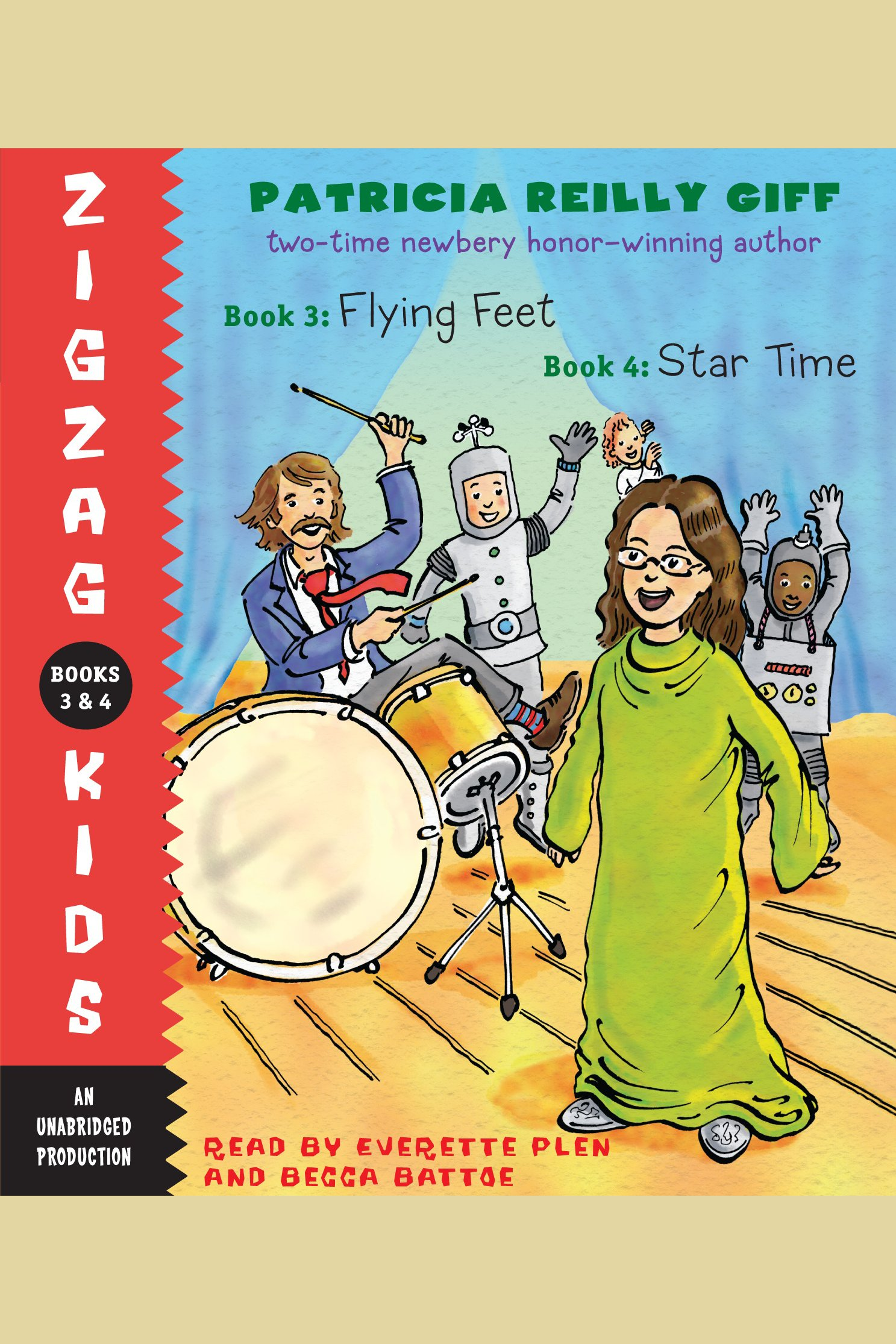 Zigzag Kids Collection: Books 3 and 4 cover image