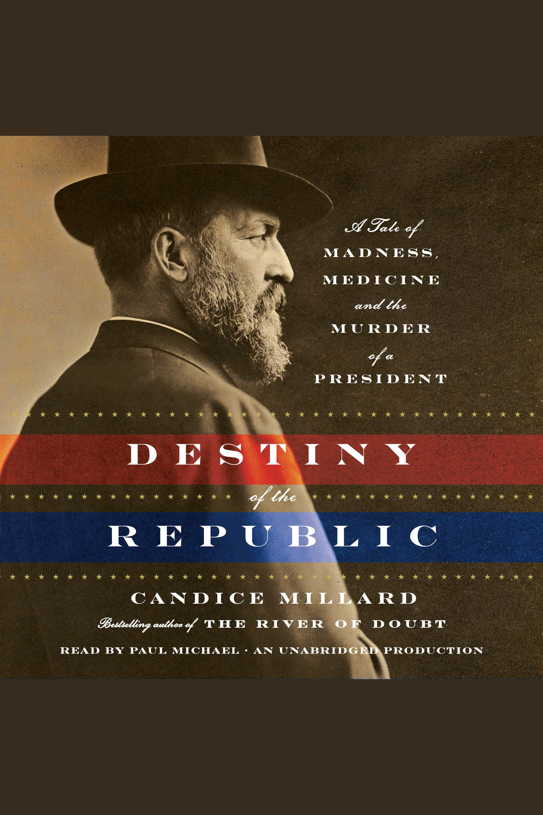 Destiny of the republic a tale of madness, medicine and the murder of a president cover image