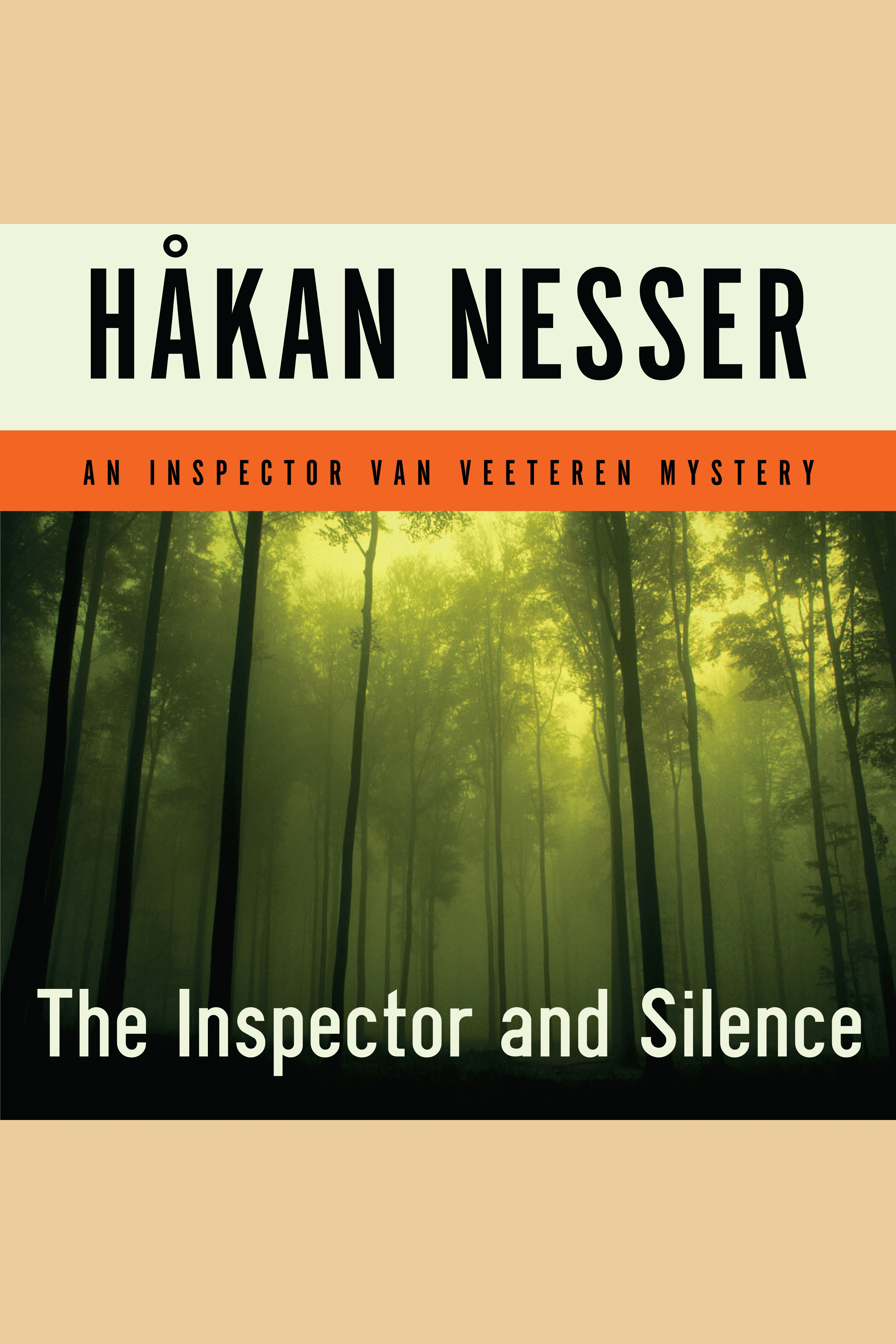 The inspector and silence an Inspector Van Veeteren mystery cover image