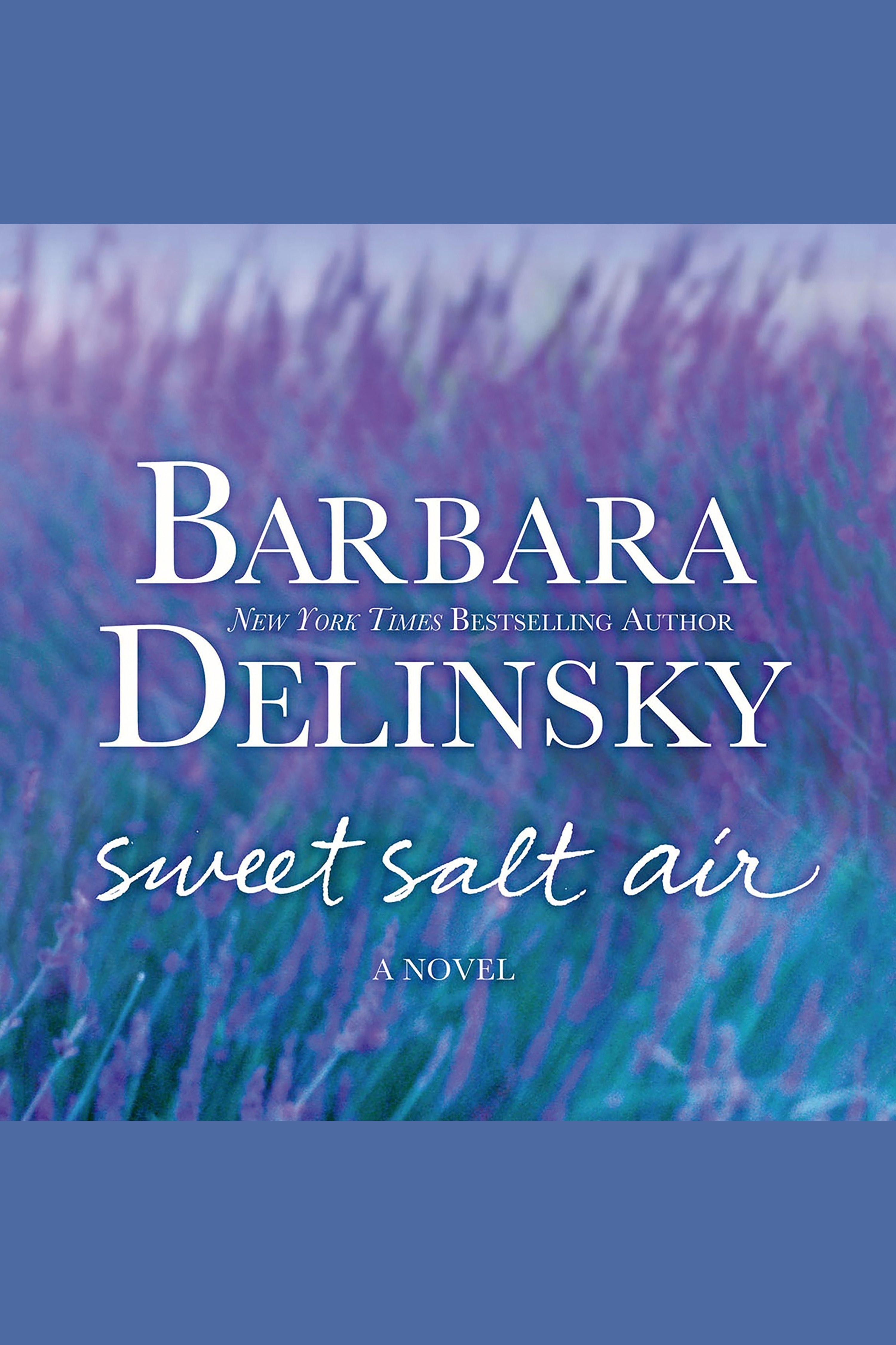 Sweet salt air cover image