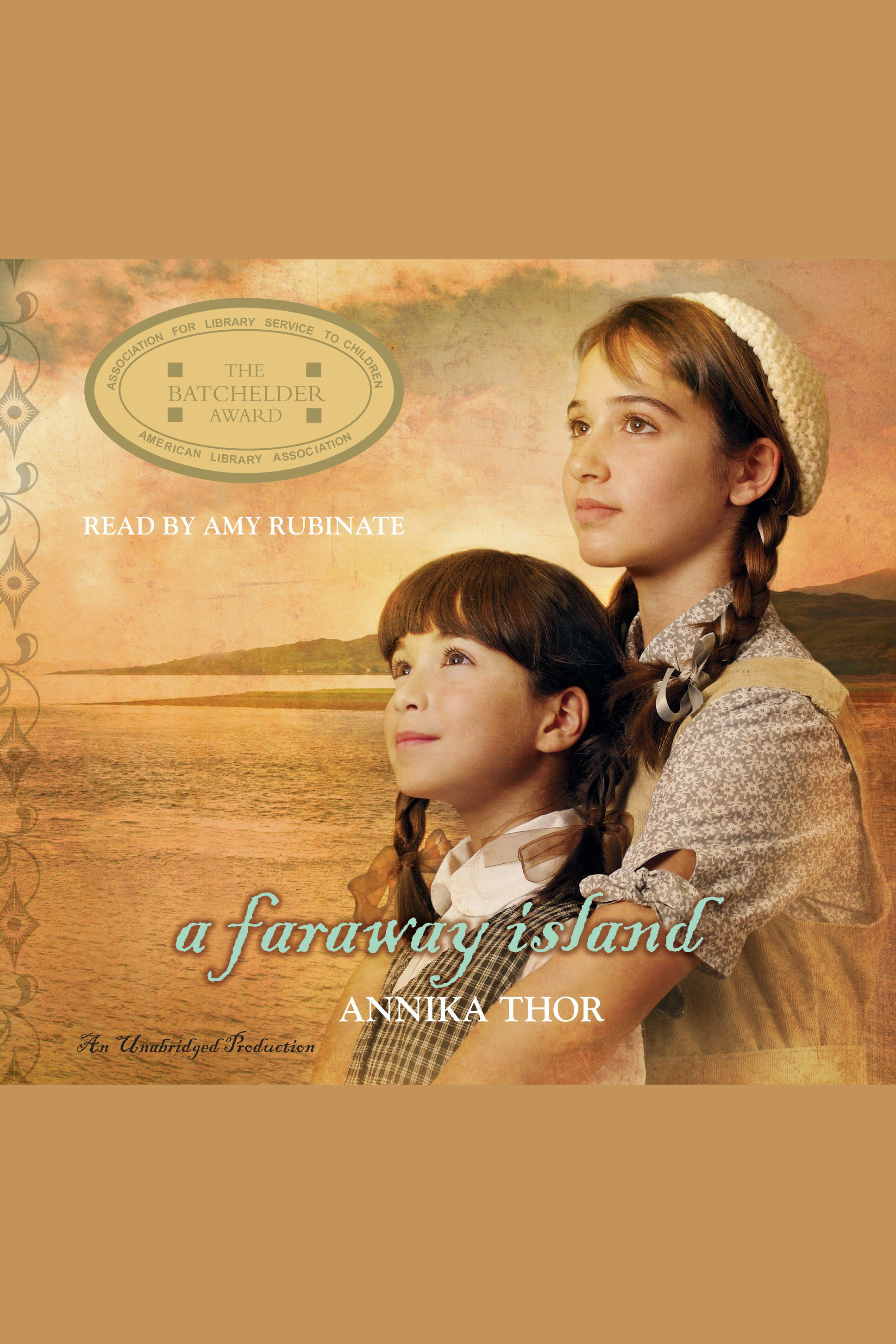 A faraway island cover image