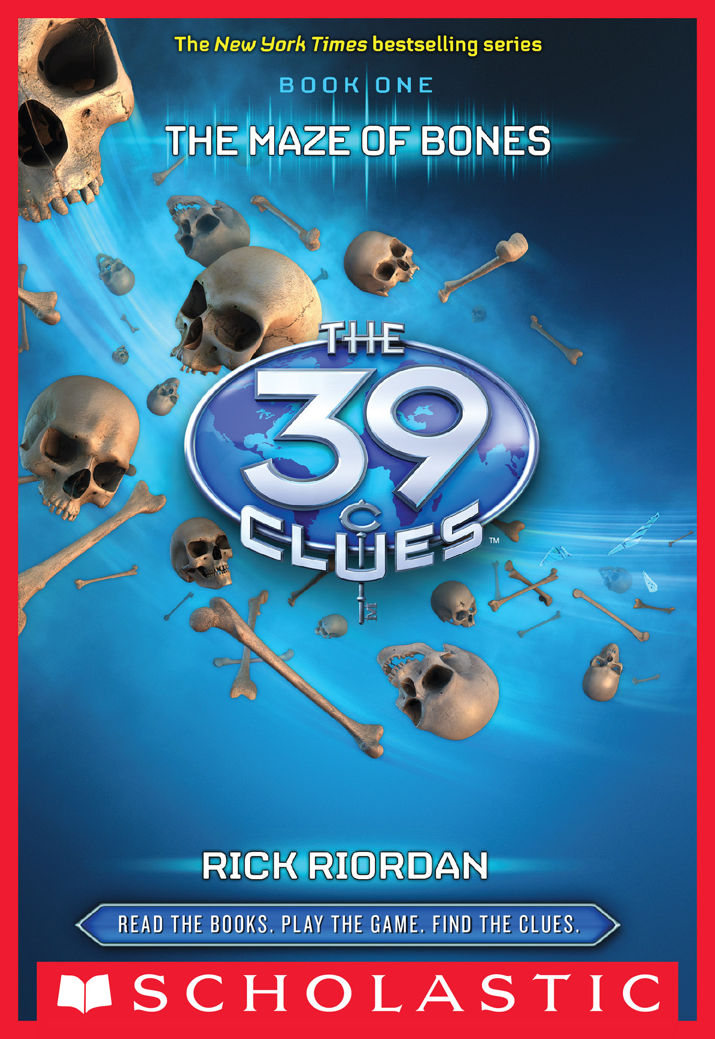 Cover Image of The 39 Clues Book 1: The Maze of Bones