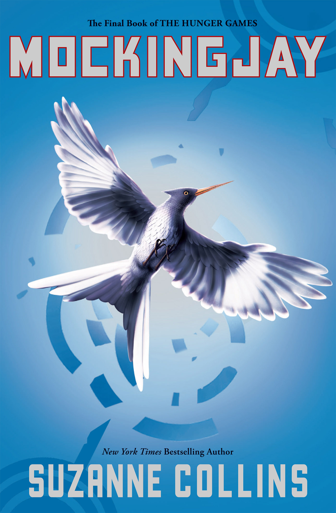 Cover Image of Mockingjay (Hunger Games, Book Three)