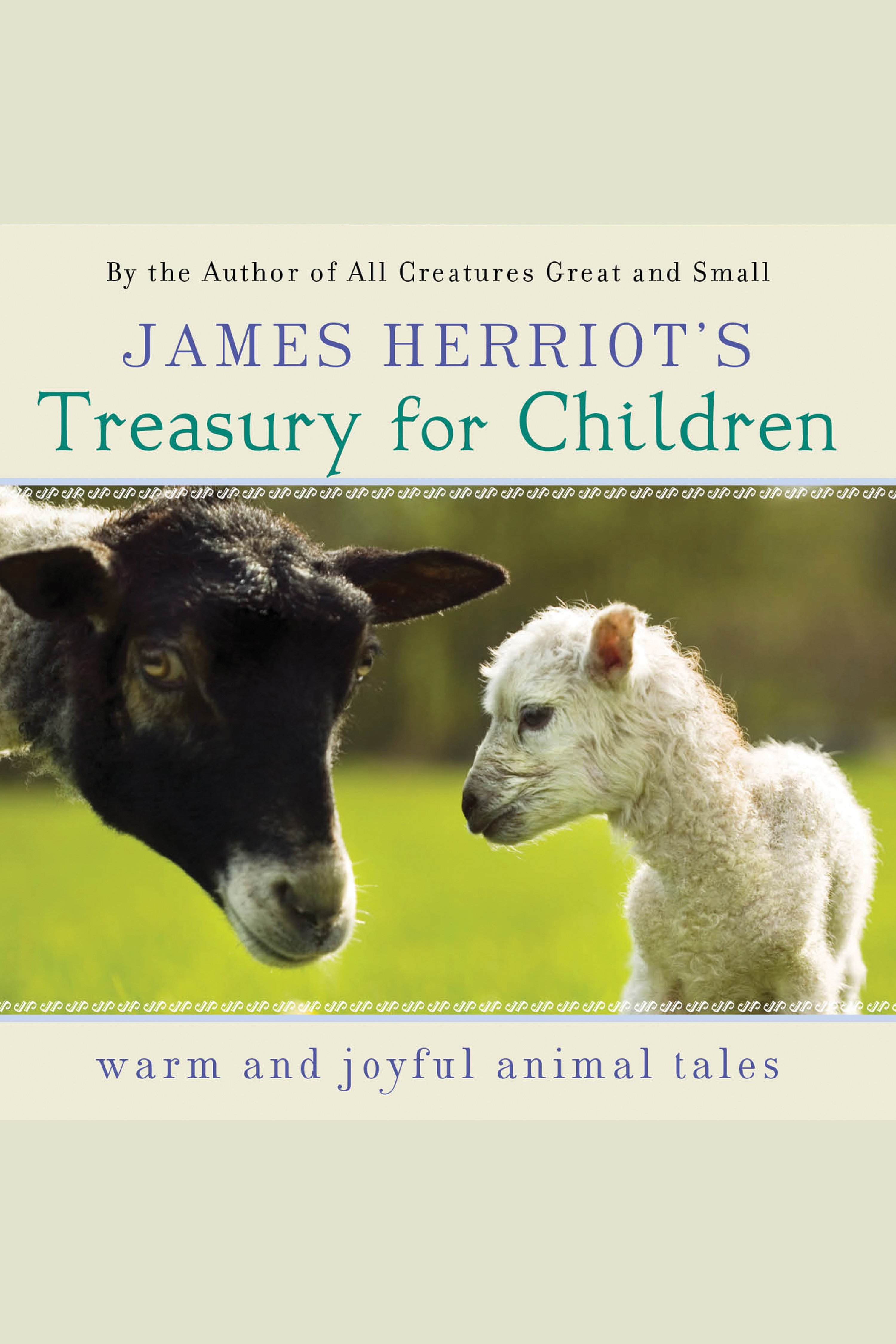 James Herriot's treasury for children cover image