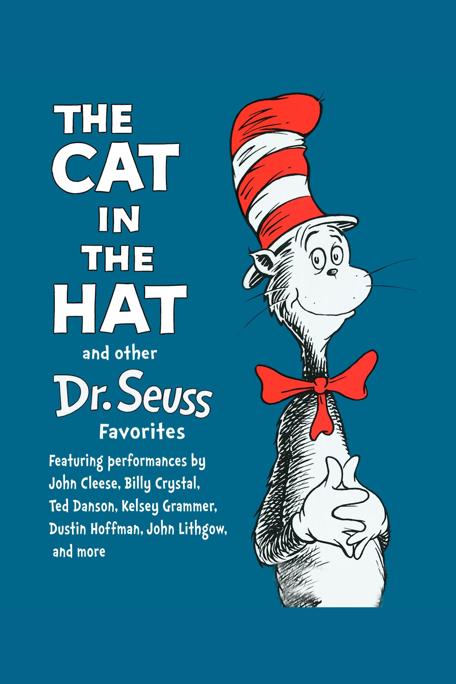 The cat in the hat and Other Dr. Seuss favorites cover image