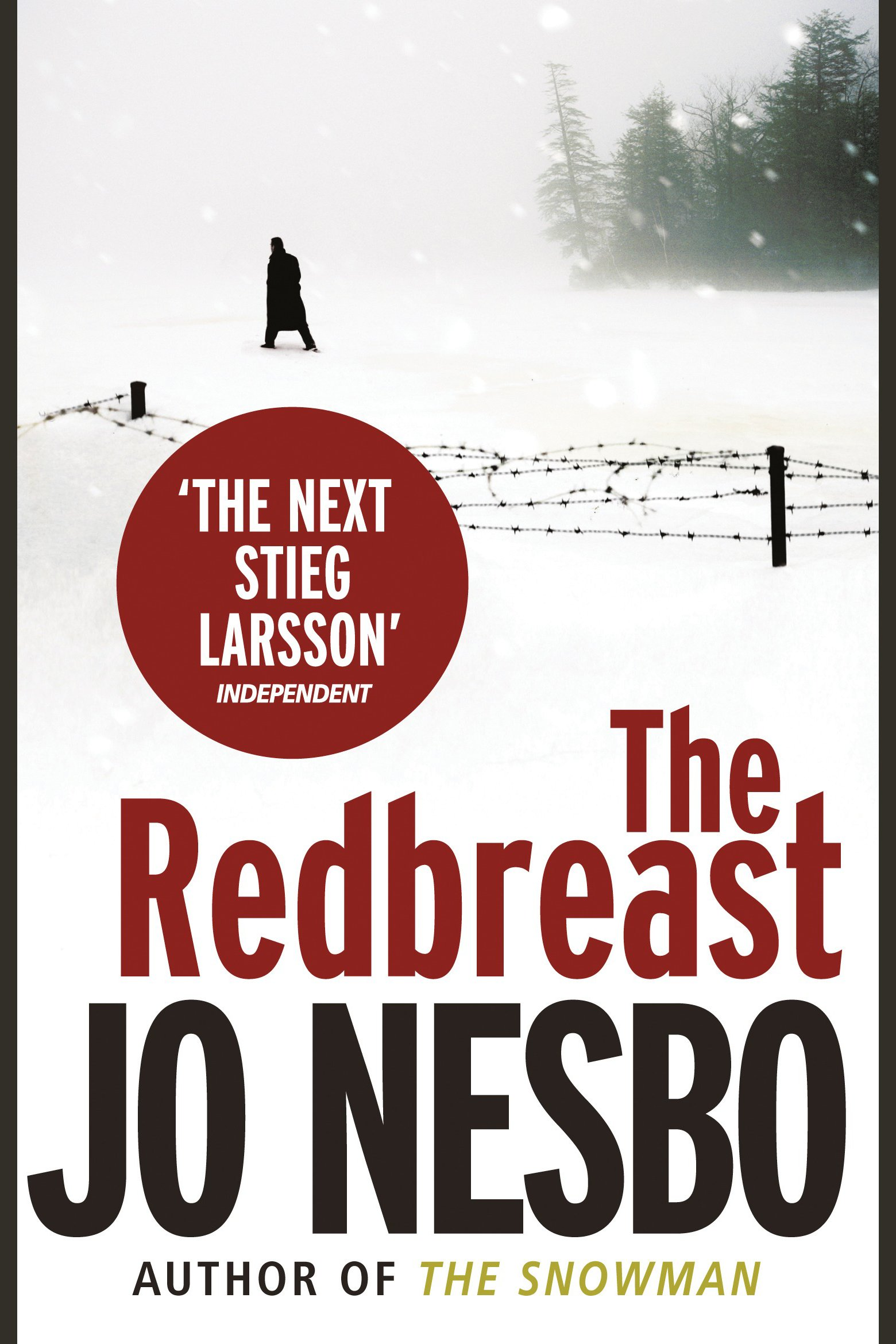 The redbreast a Harry Hole novel cover image