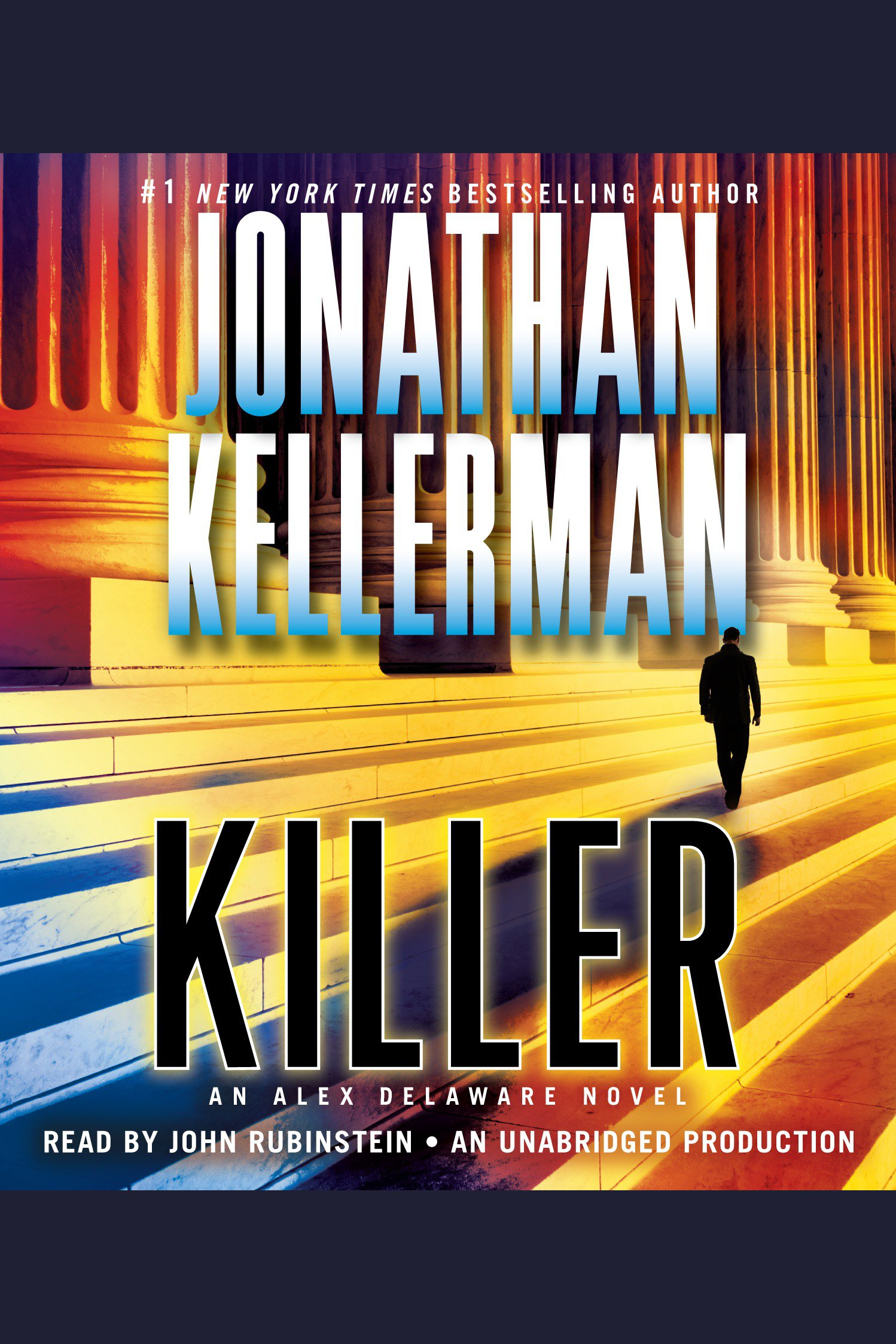 Killer an Alex Delaware novel cover image