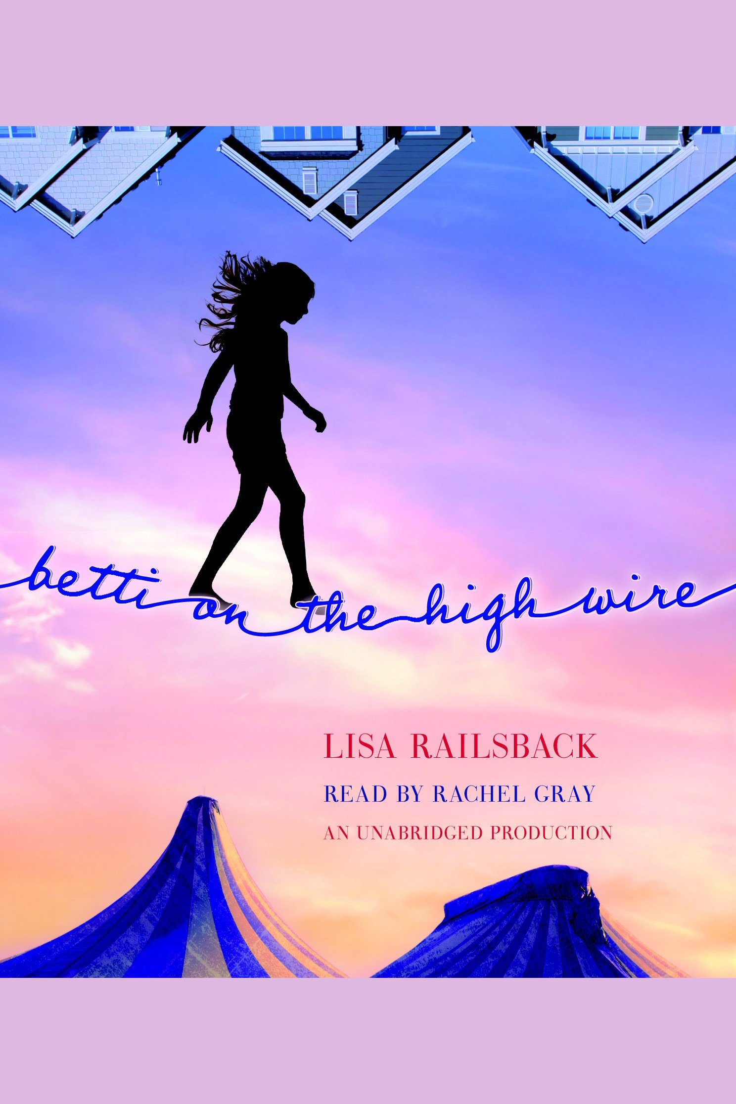 Betti on the high wire cover image