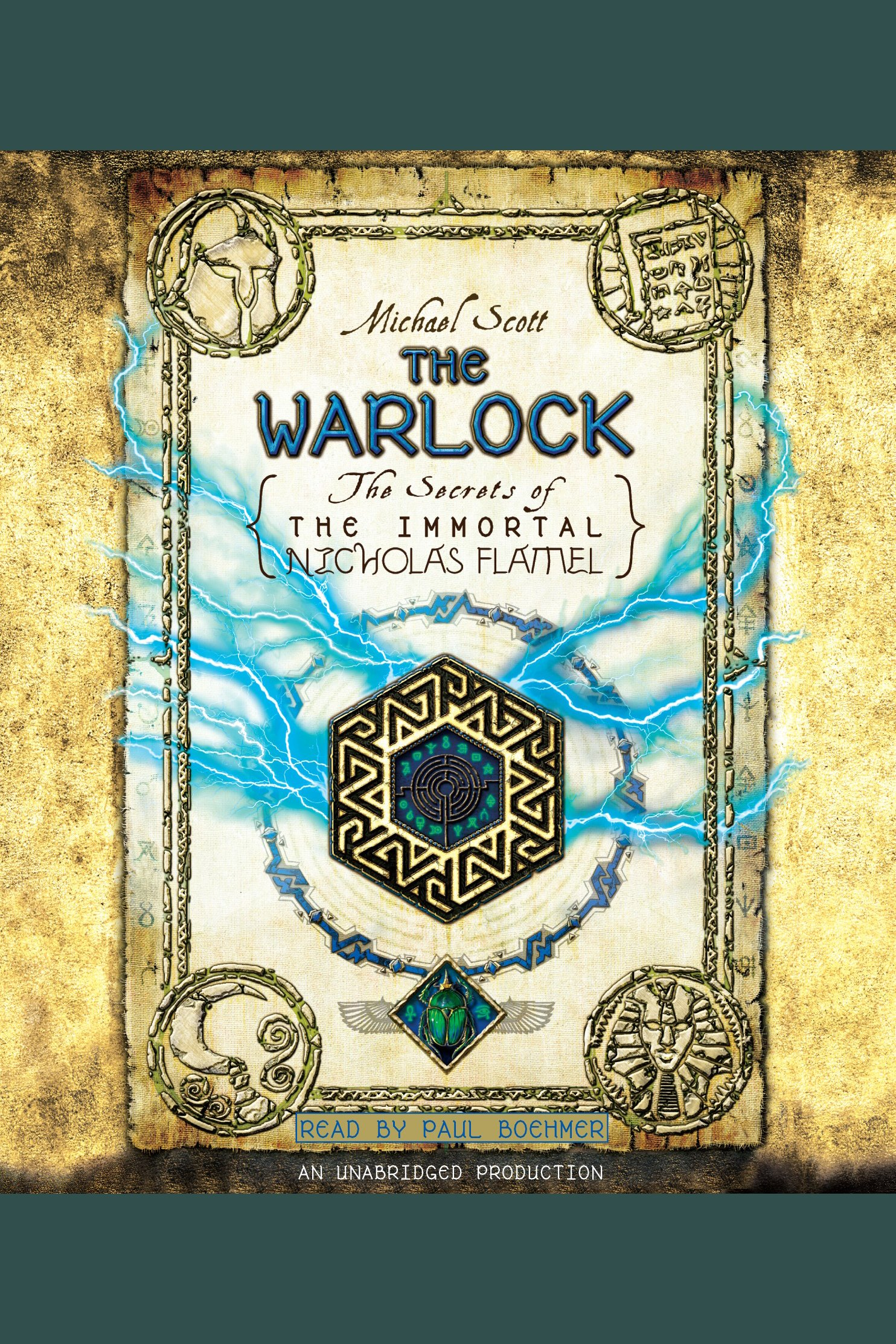The warlock cover image