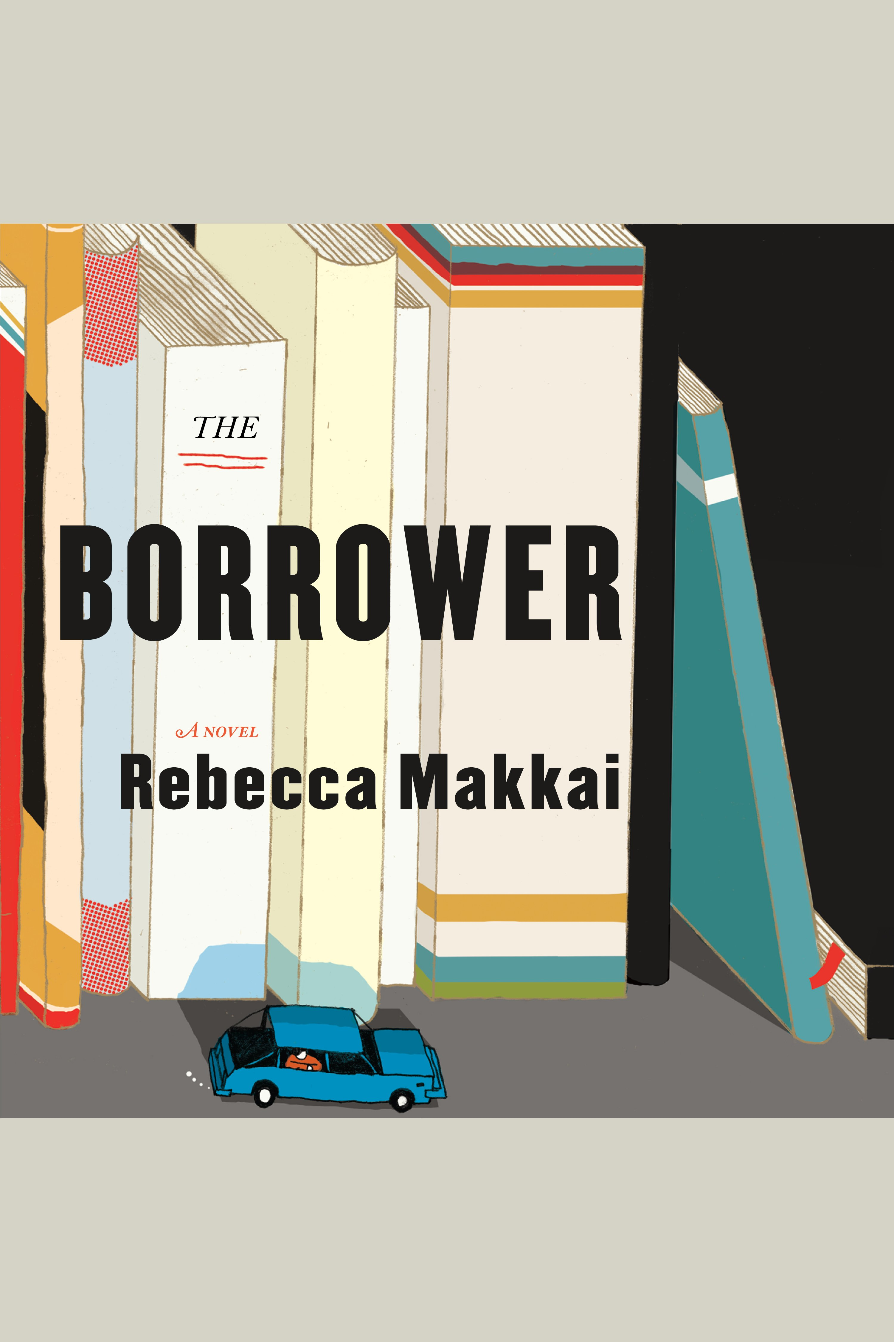 The borrower cover image