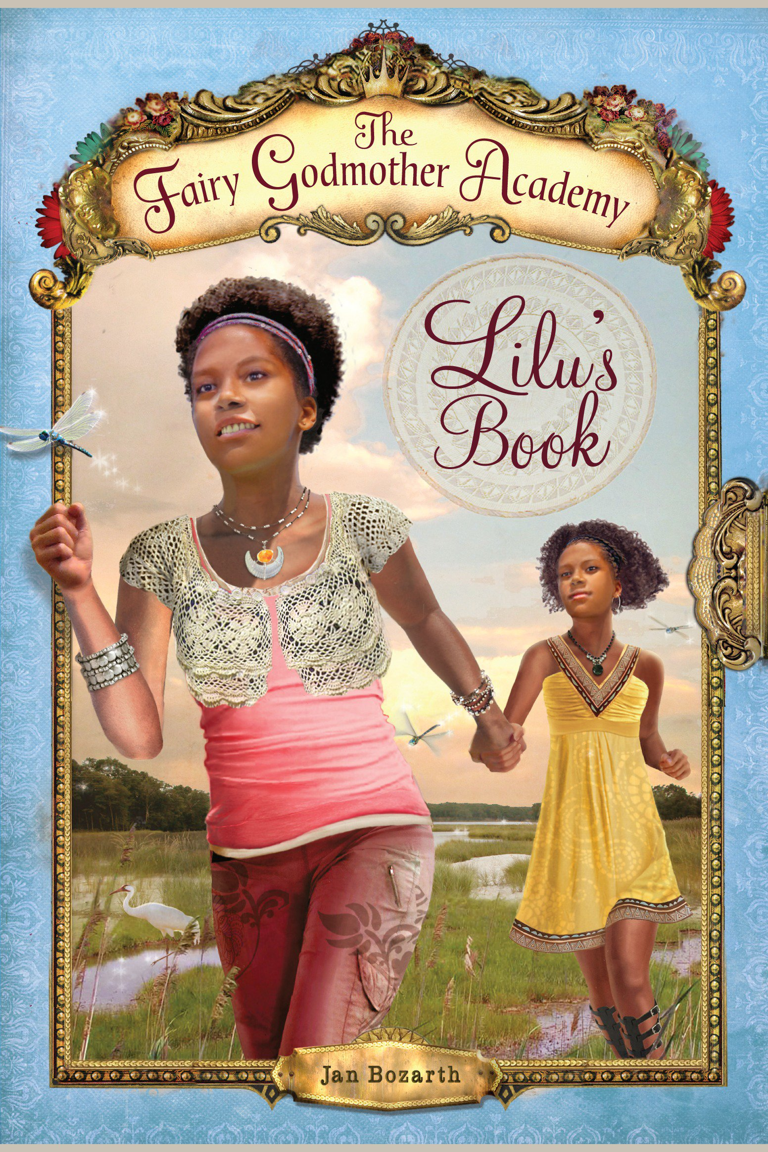 Lilu's Book cover image