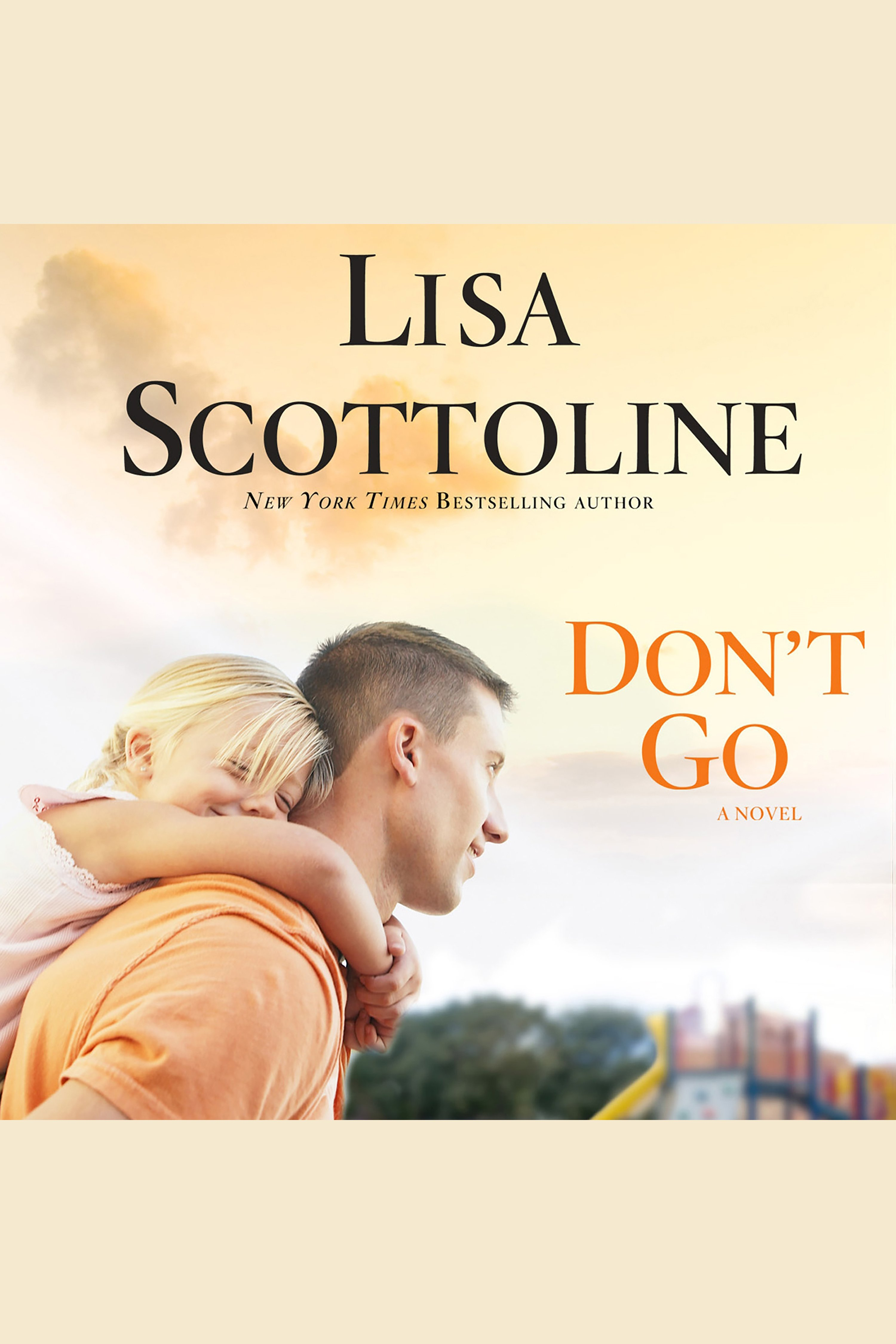 Don't go cover image