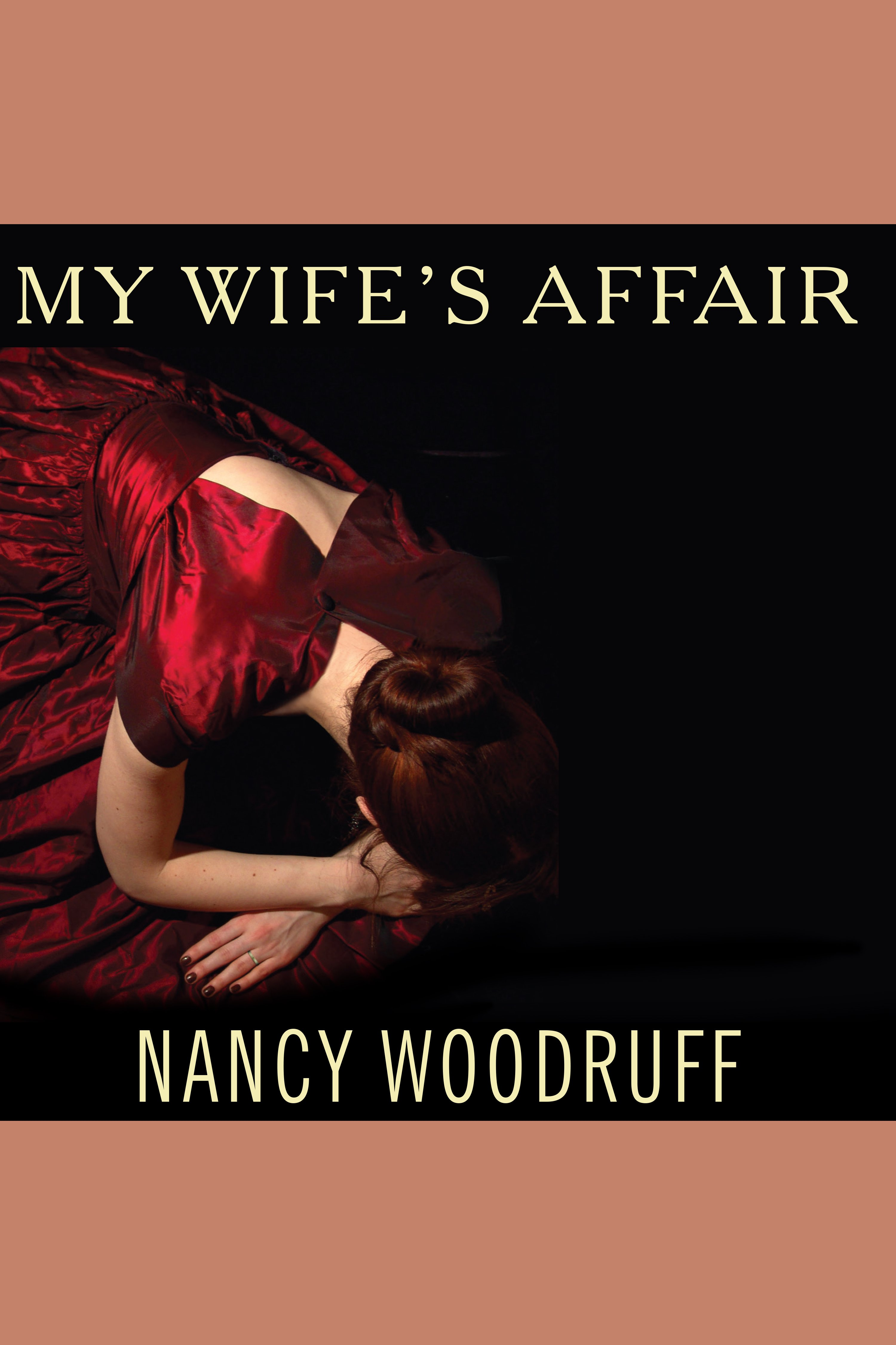 My wife's affair cover image