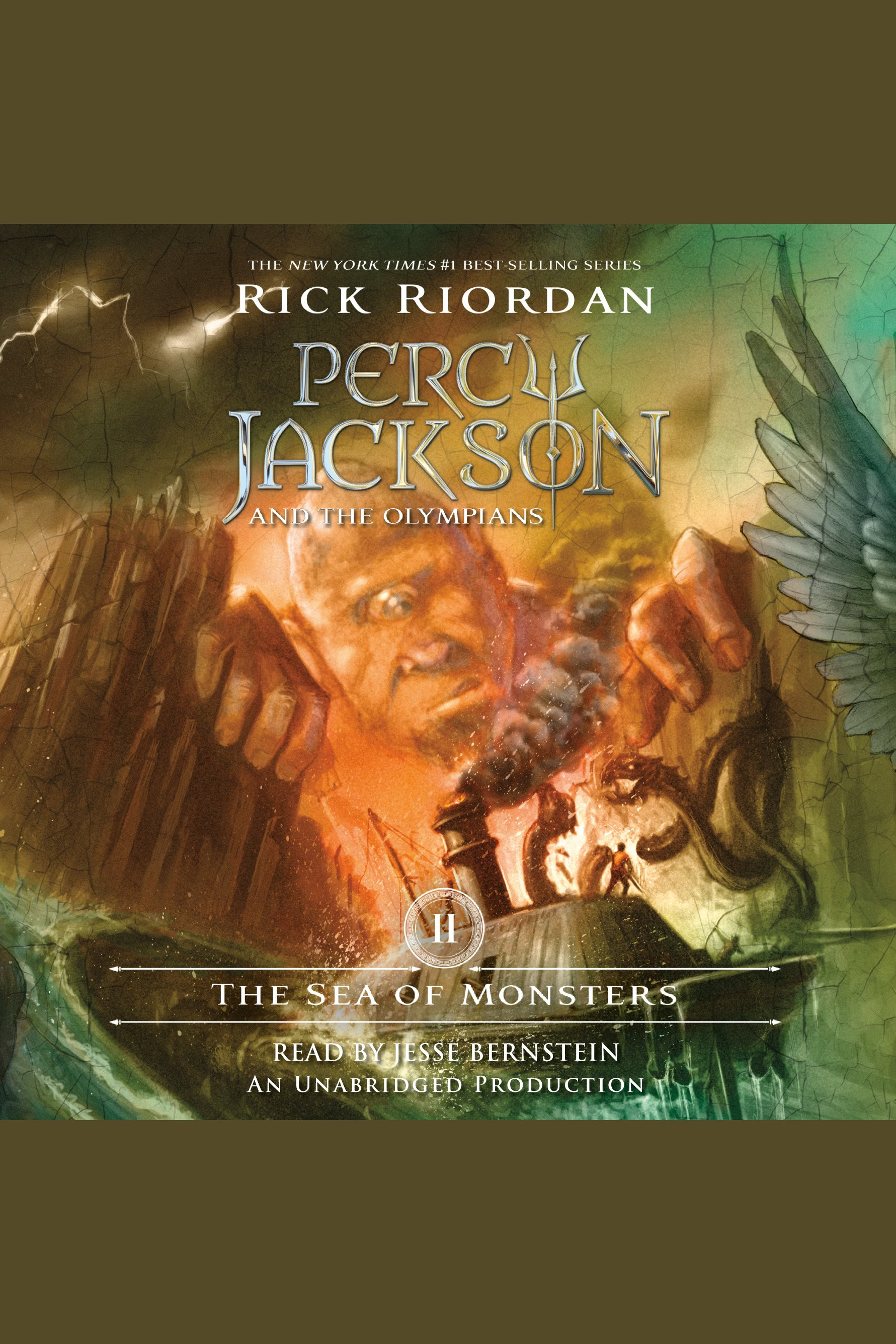 The Sea of Monsters Percy Jackson and the Olympians: Book 2