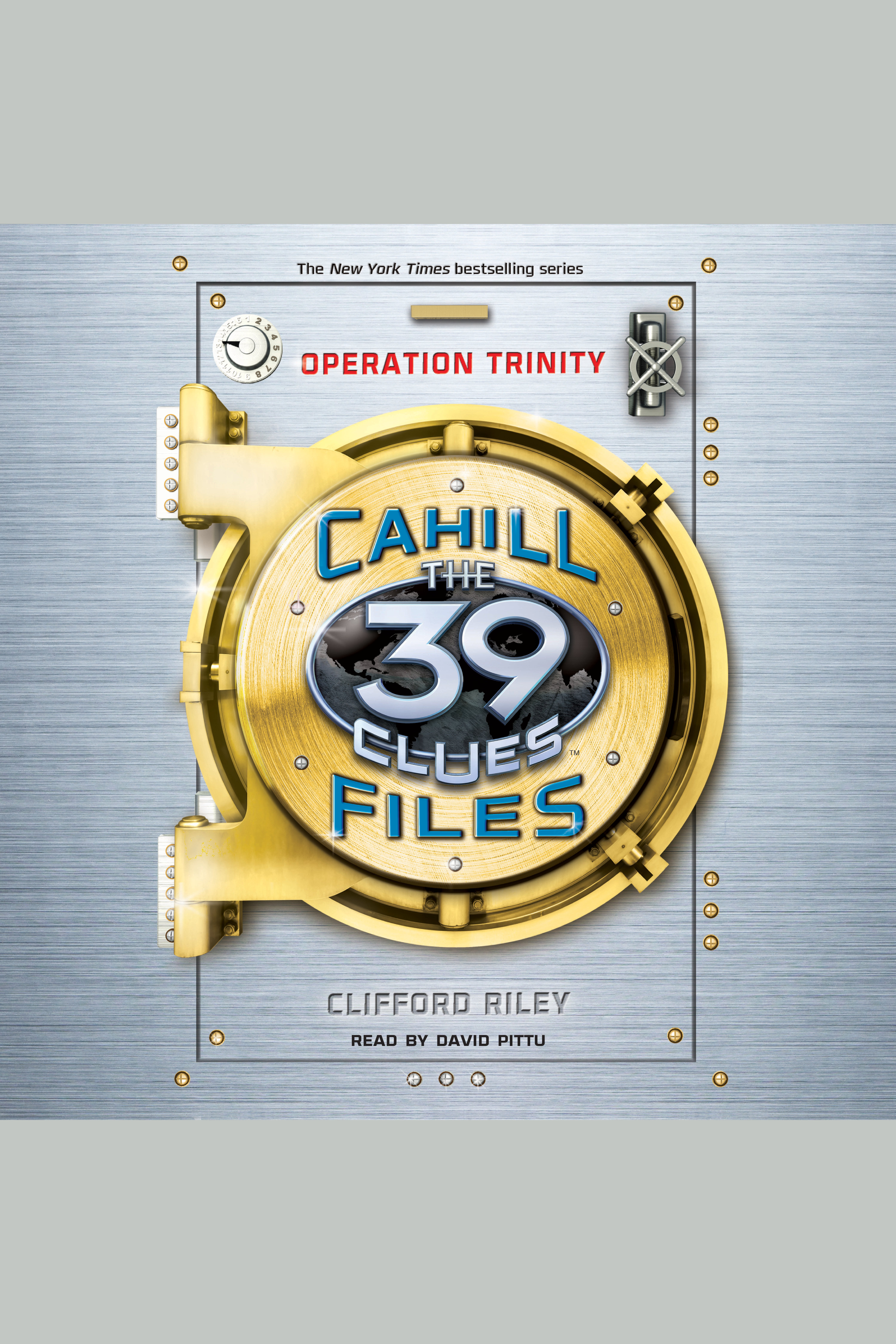 Operation Trinity cover image