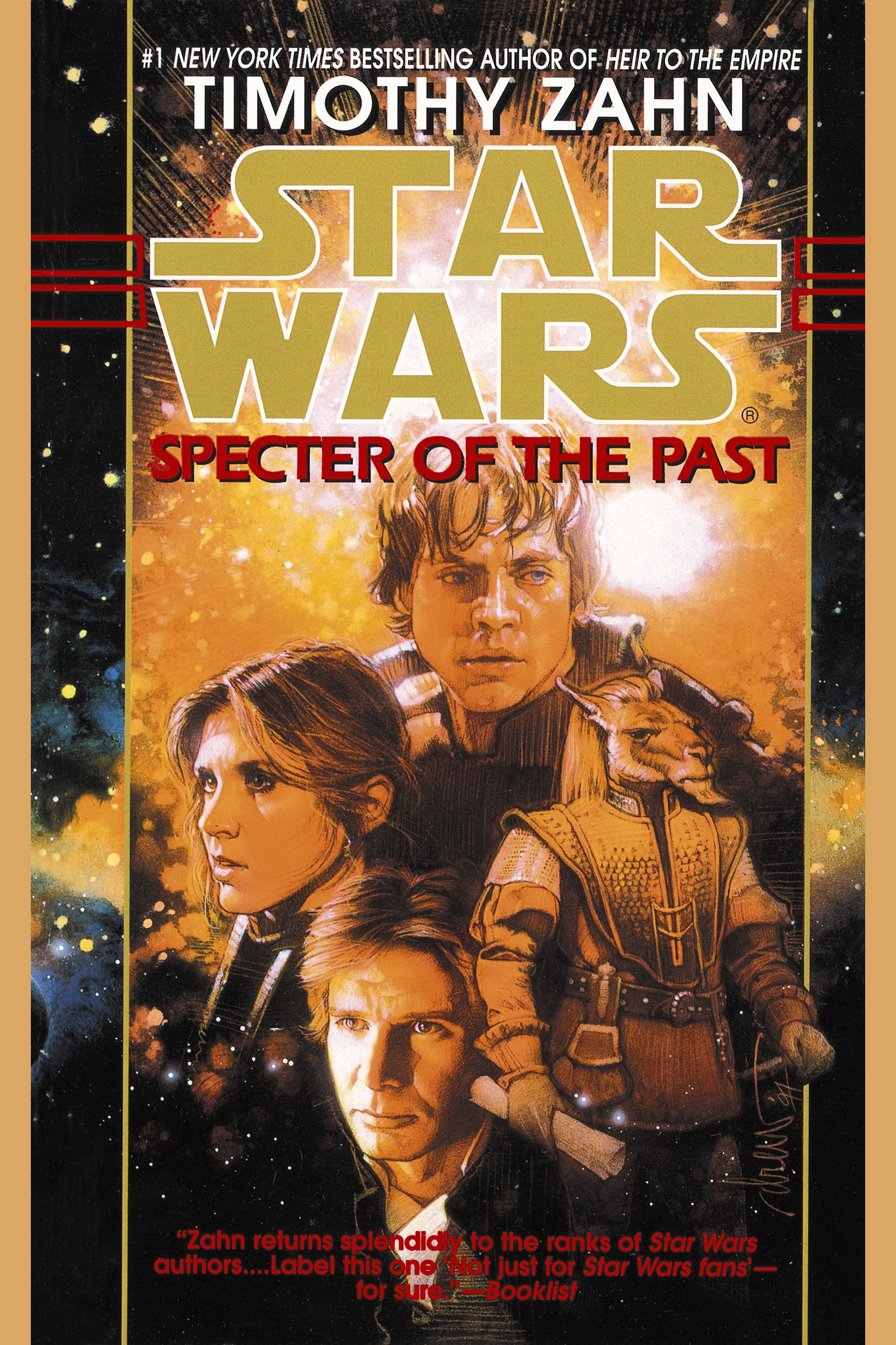 Star Wars: Specter of the Past cover image
