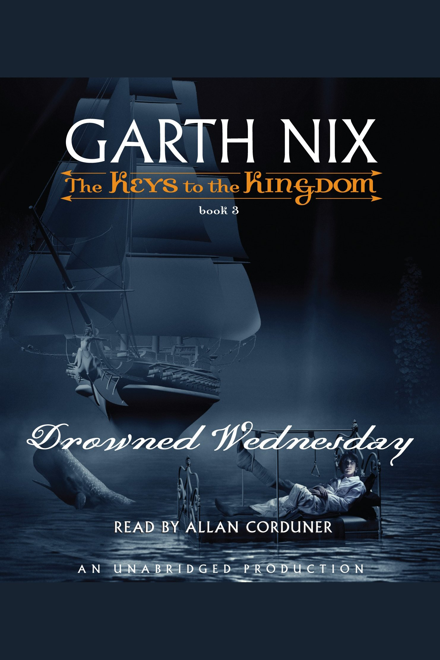 Drowned Wednesday cover image