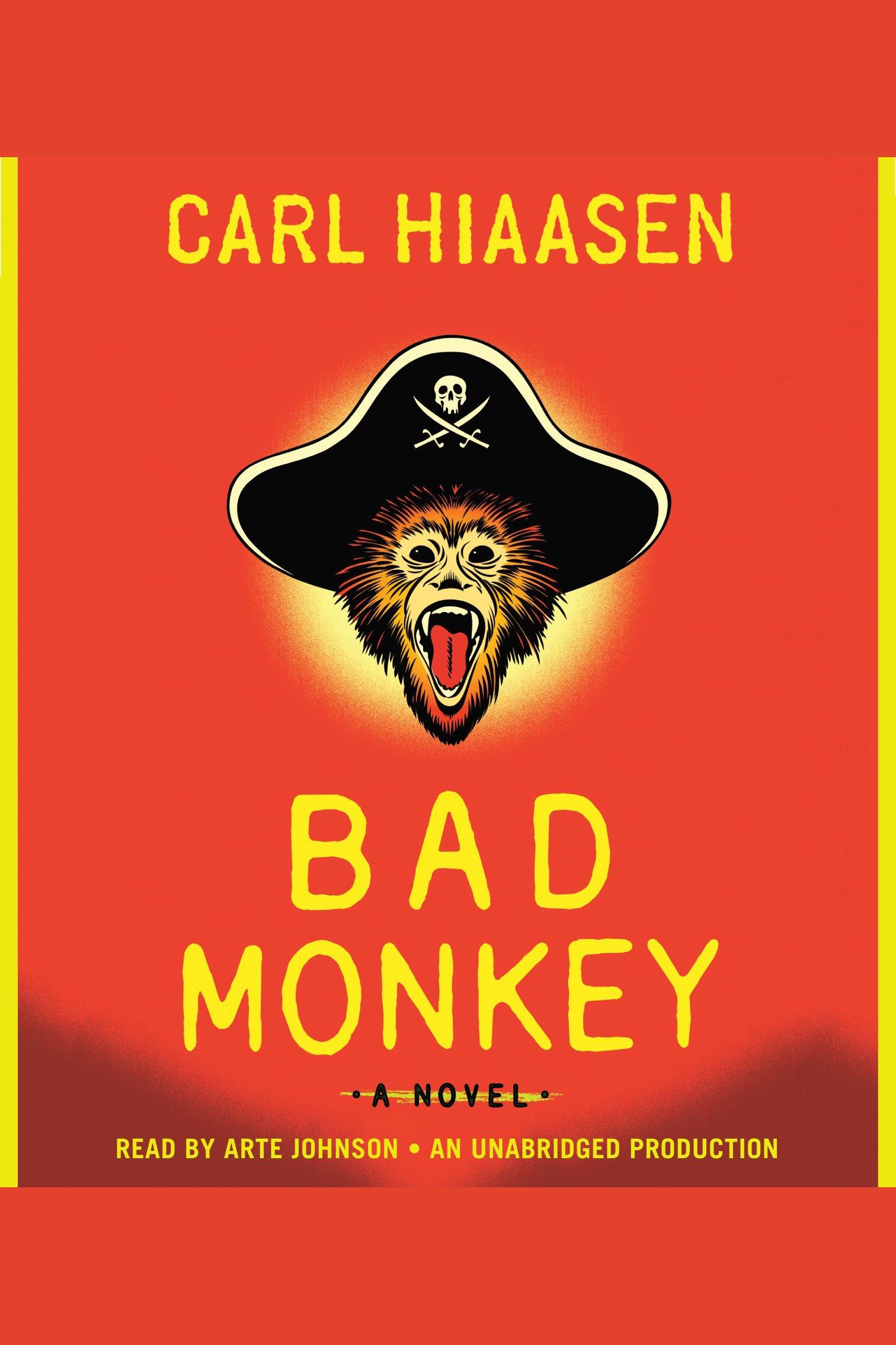 Bad monkey cover image