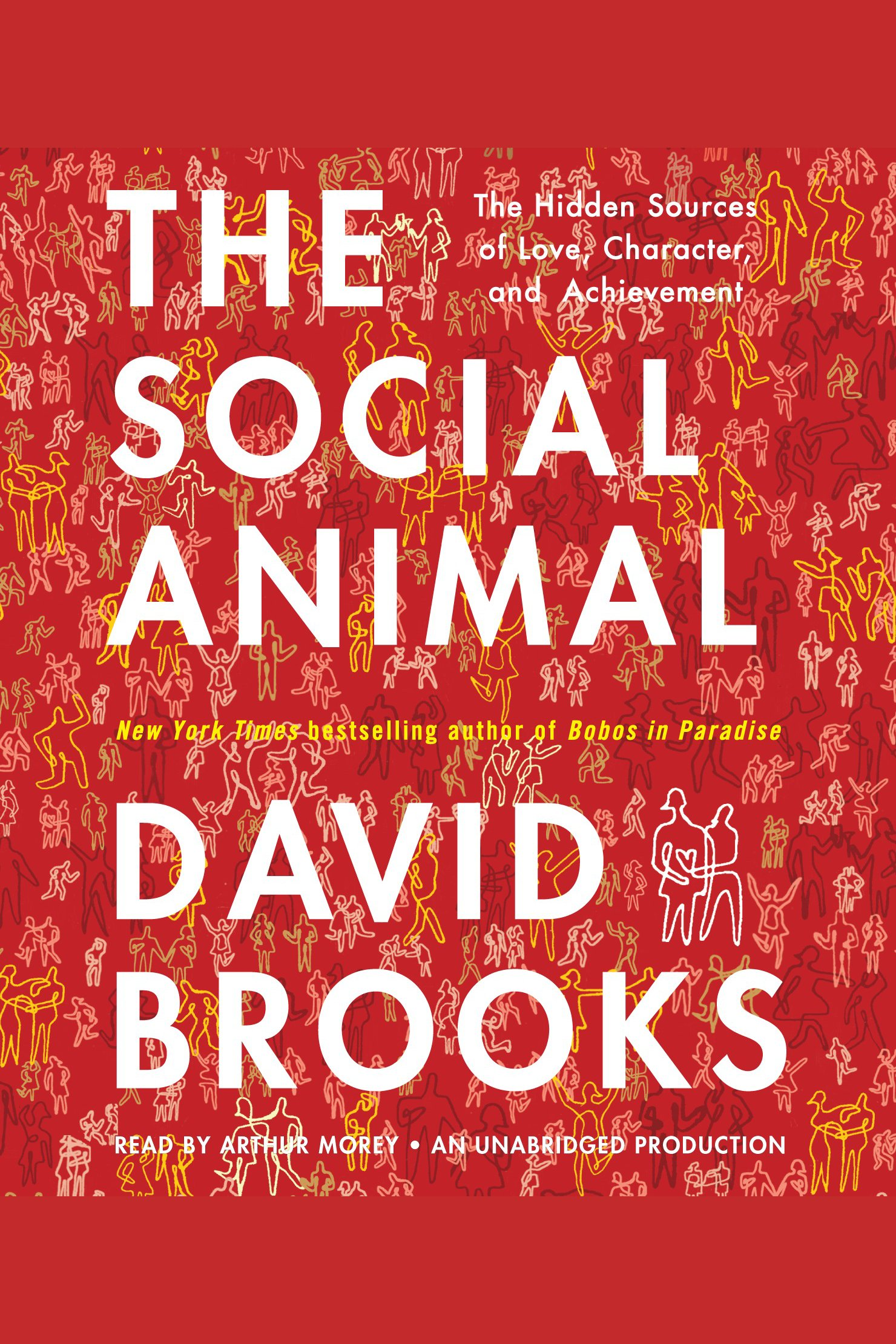 The social animal the hidden sources of love, character, and achievement cover image