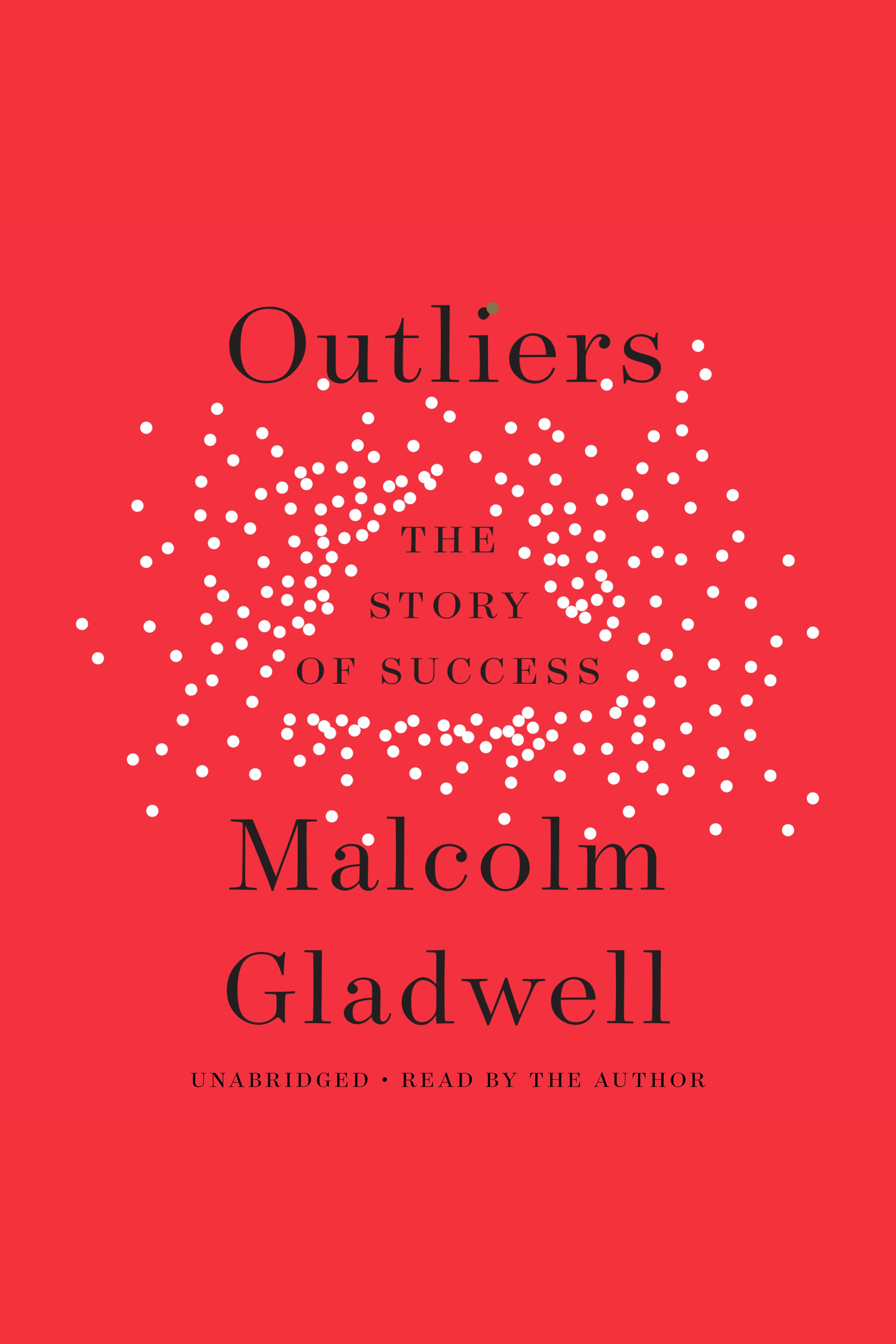 Outliers the story of success cover image