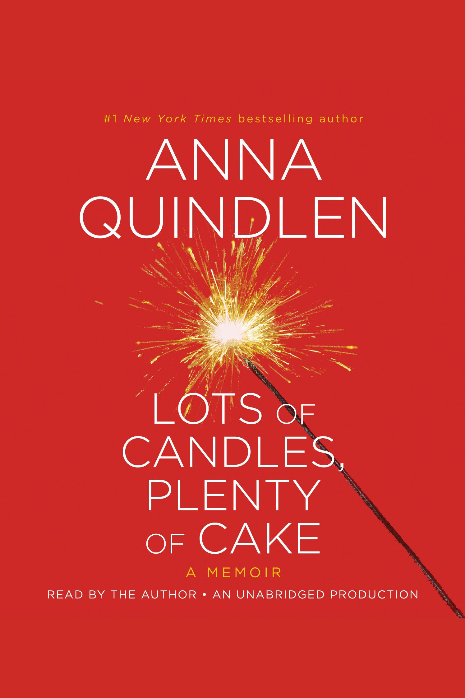 Lots of candles, plenty of cake A Memoir cover image