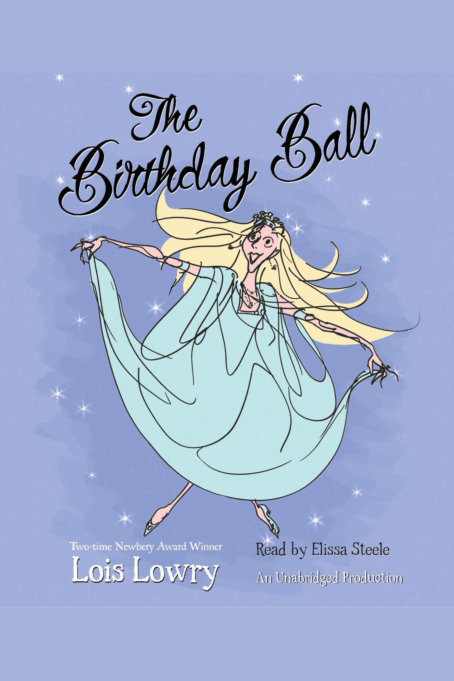 The birthday ball cover image