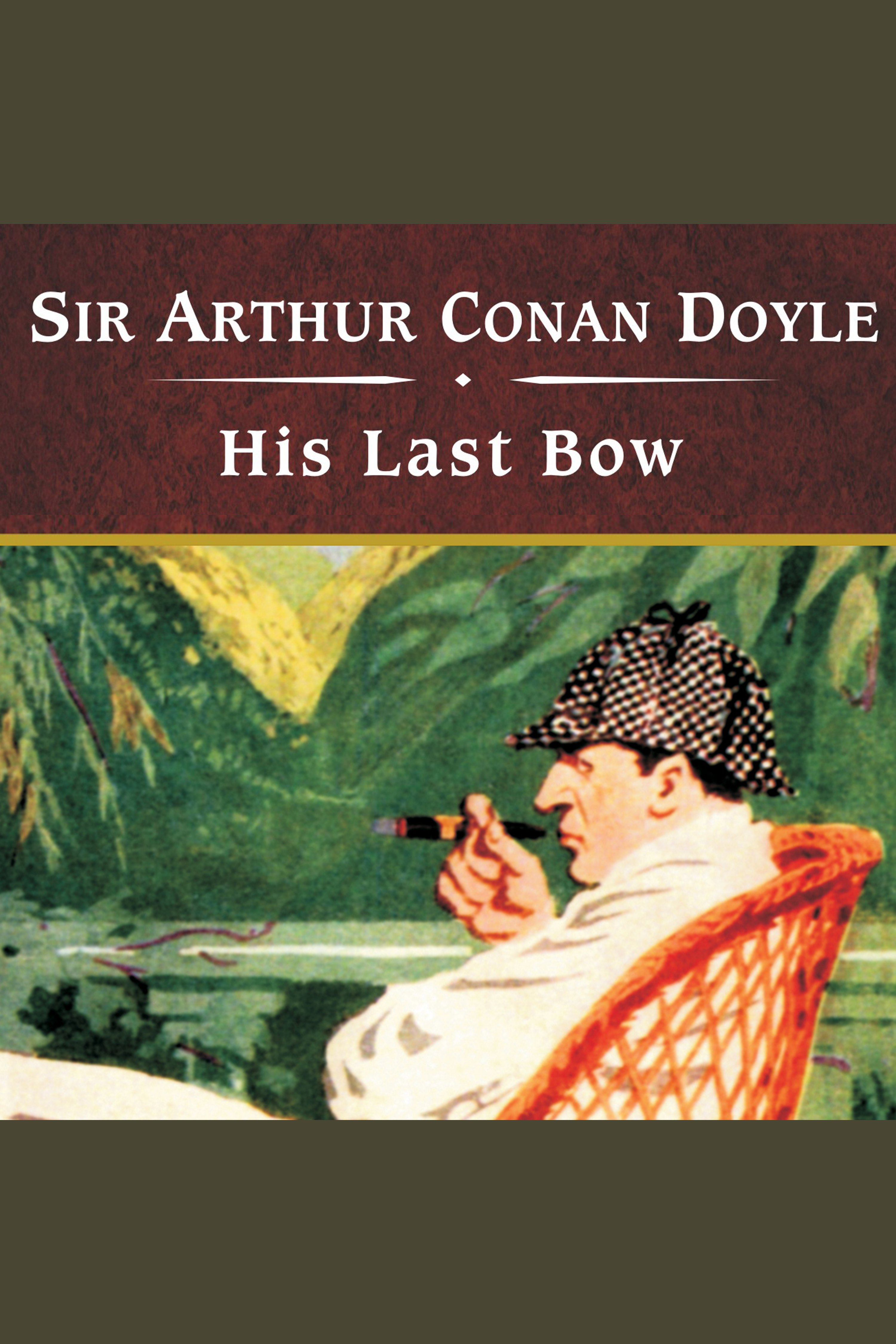 His last bow short stories of Sherlock Holmes cover image