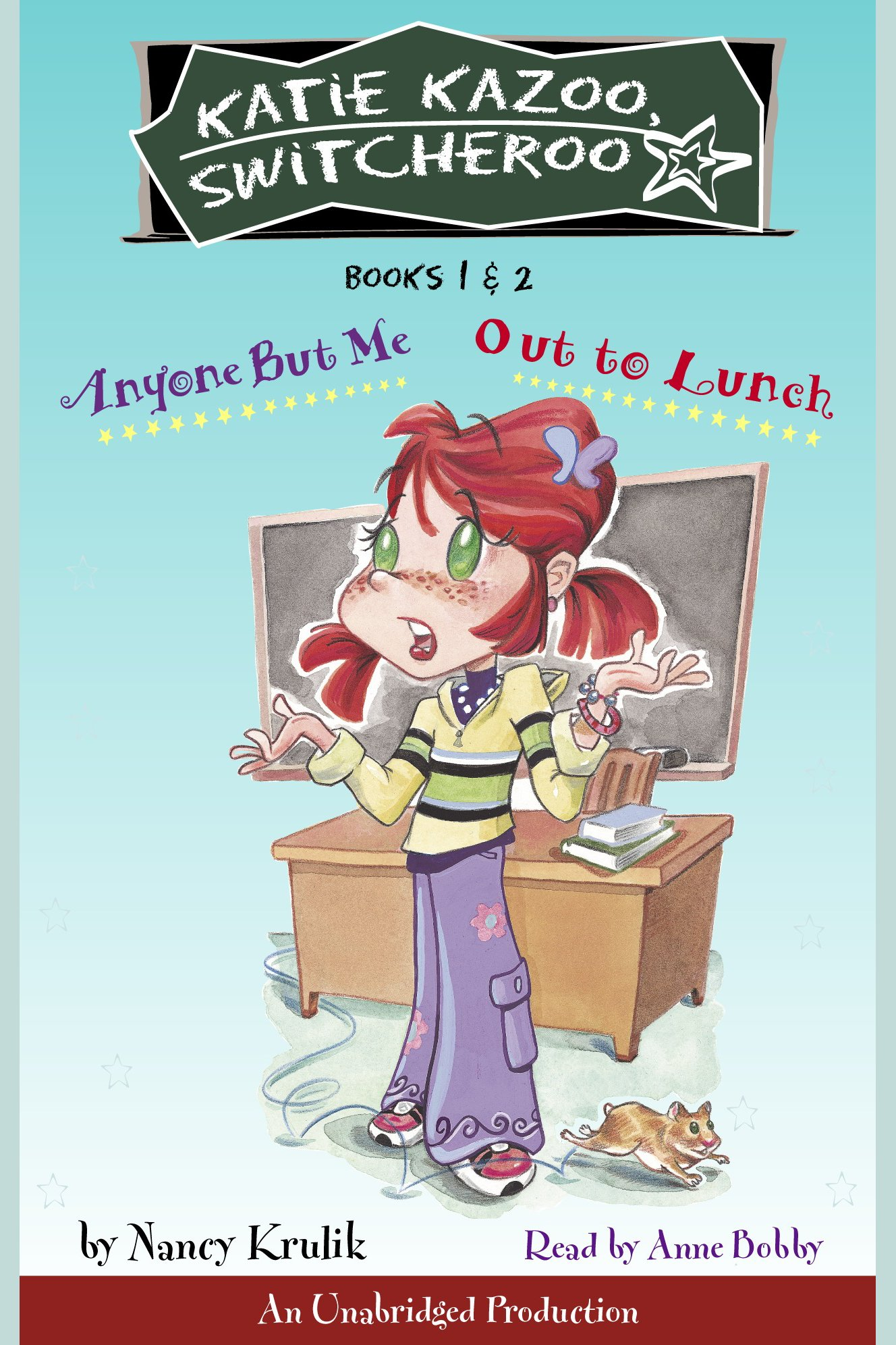 Anyone But Me Out to lunch cover image