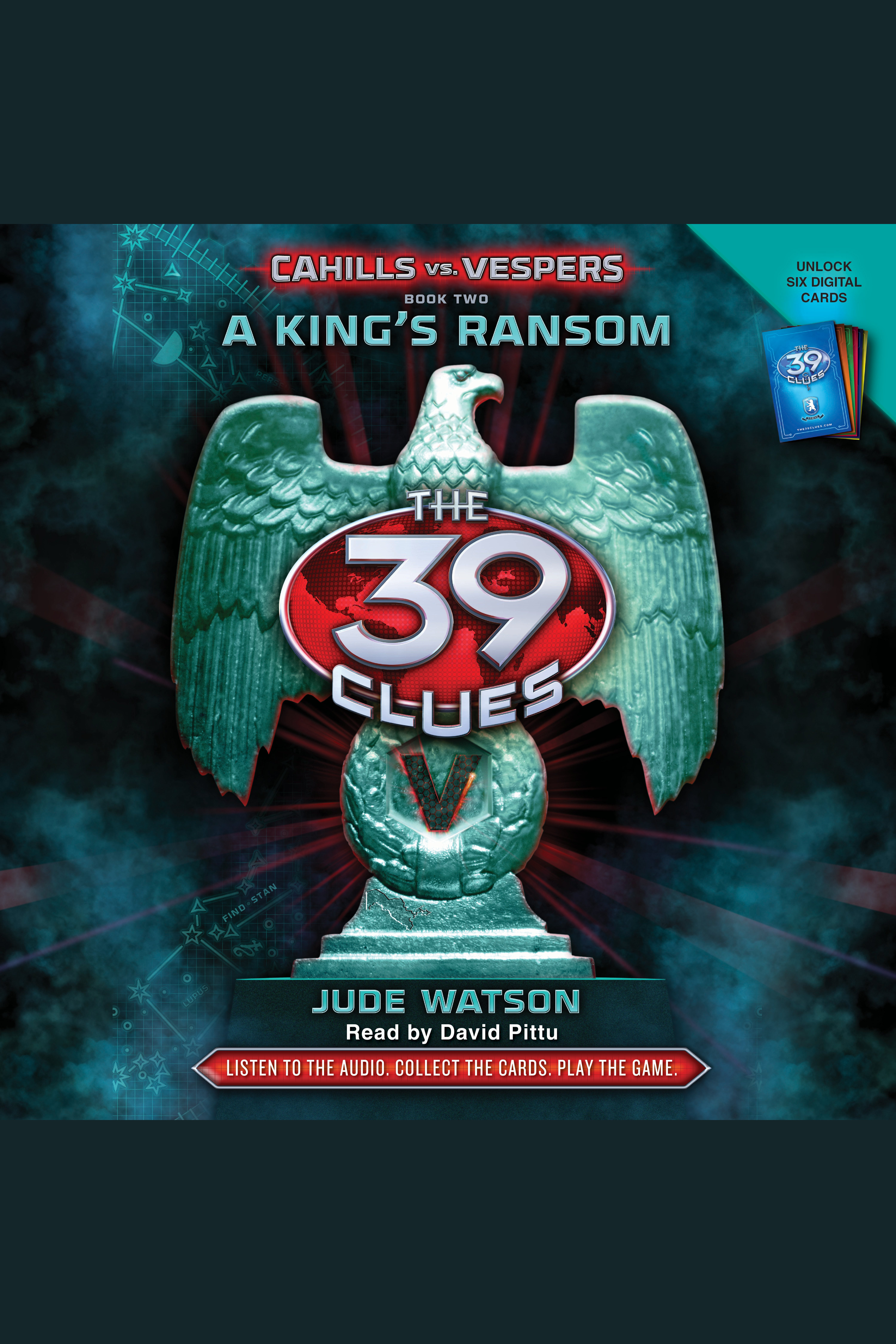 39 Clues cover image