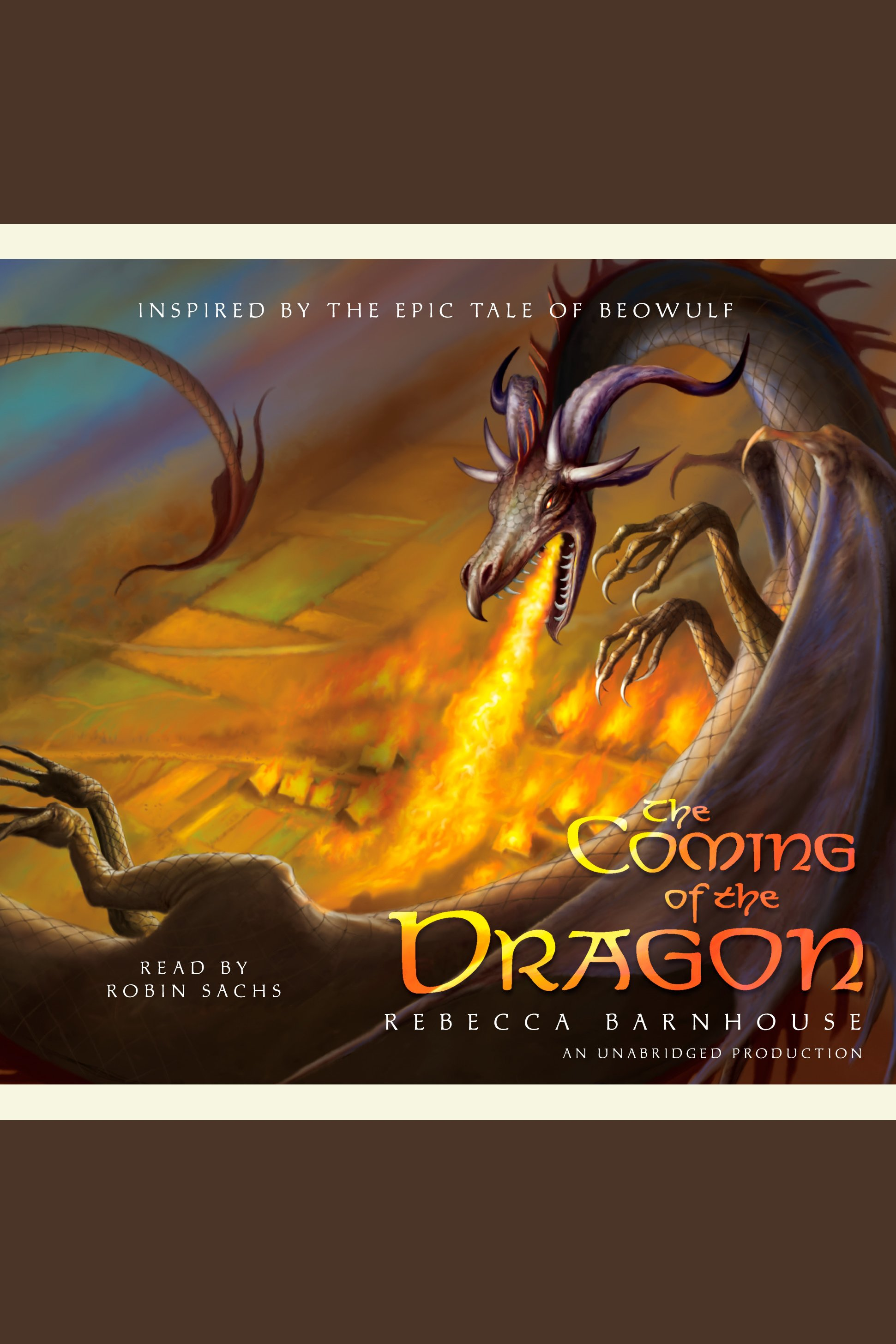 The coming of the dragon cover image