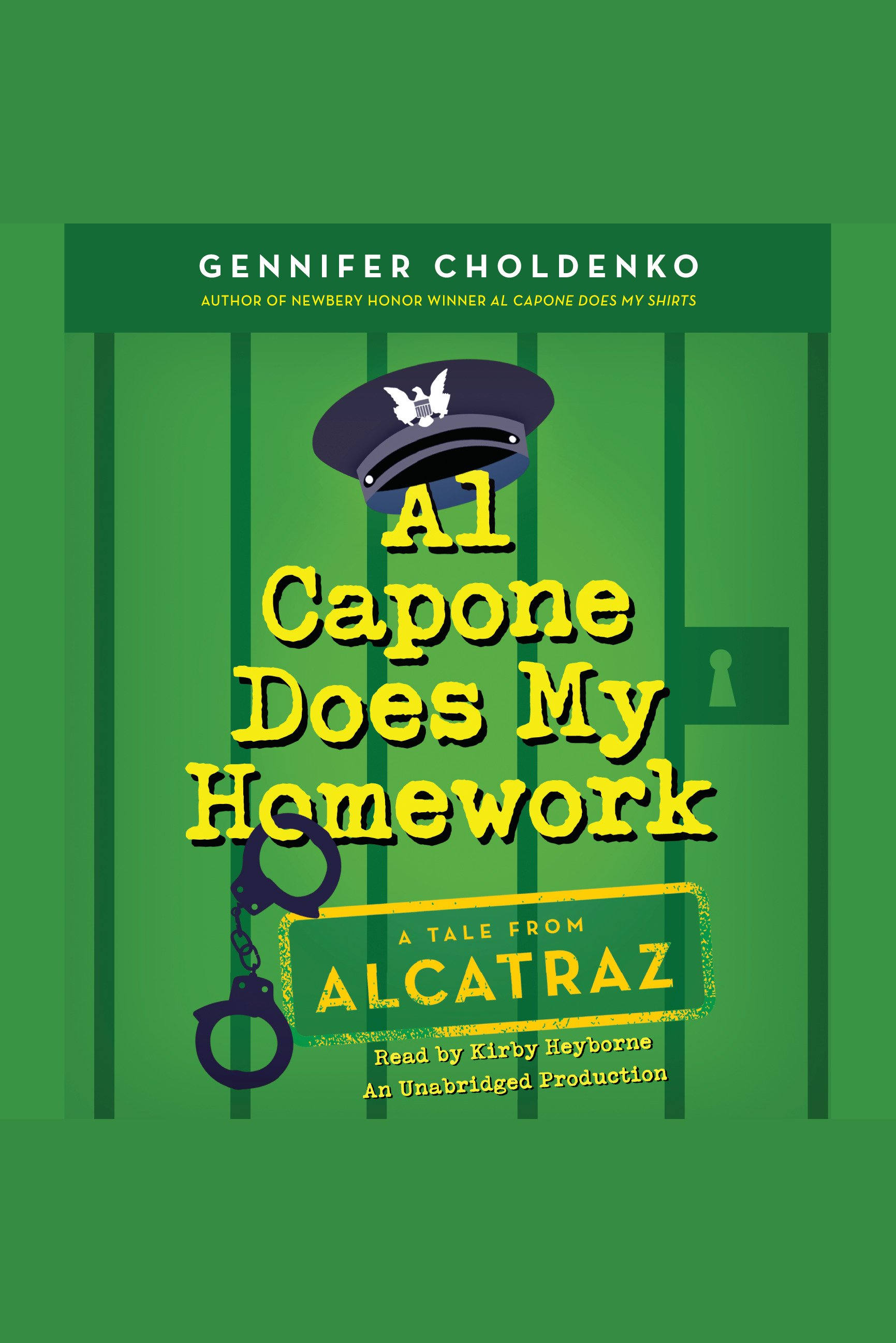 Al Capone does my homework cover image