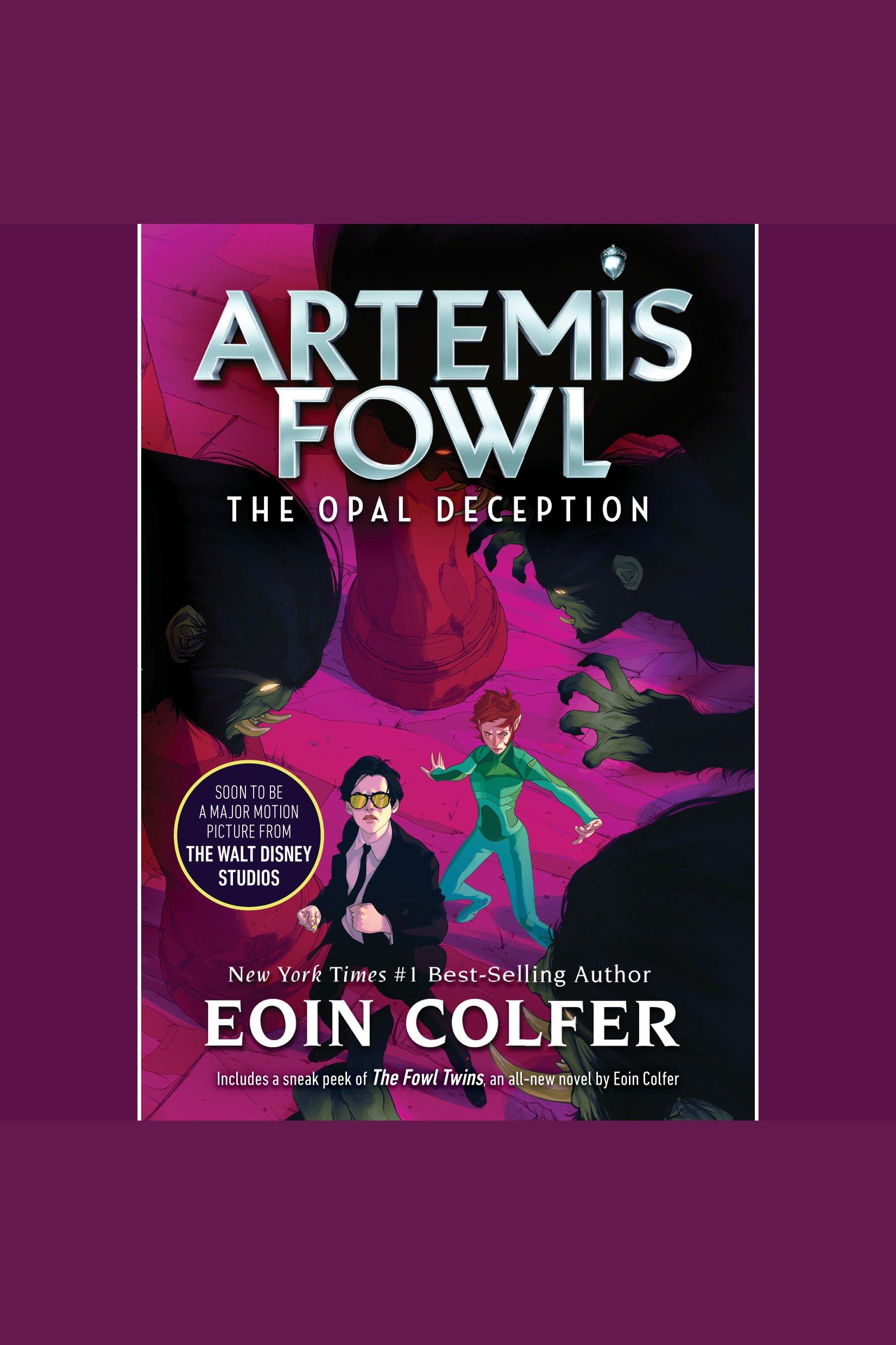 The Opal Deception Artemis Fowl, Book 4