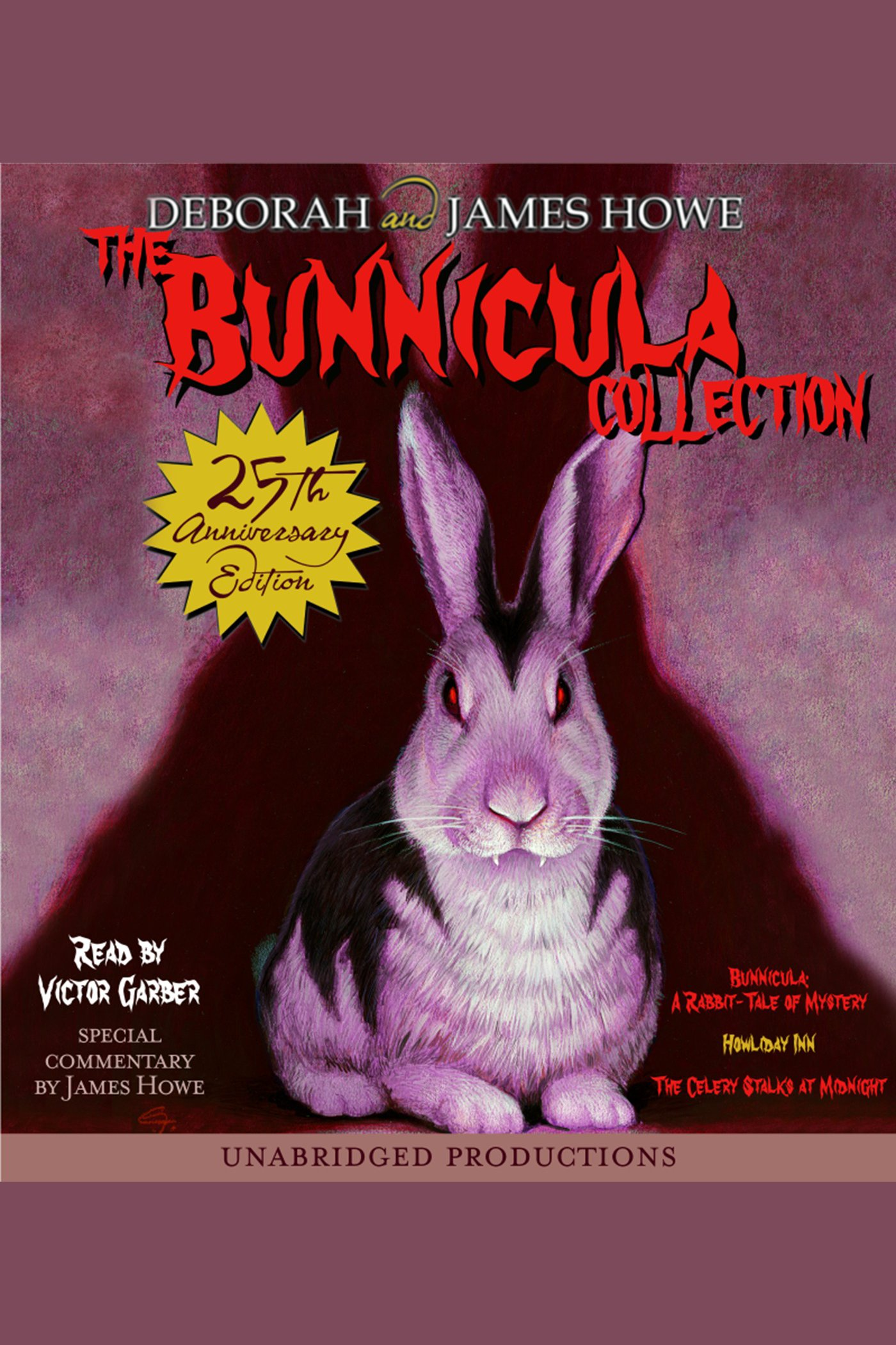 The Bunnicula collection: Books 1-3 cover image