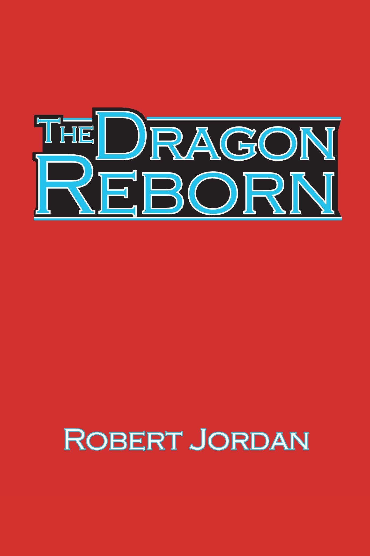 The dragon reborn cover image