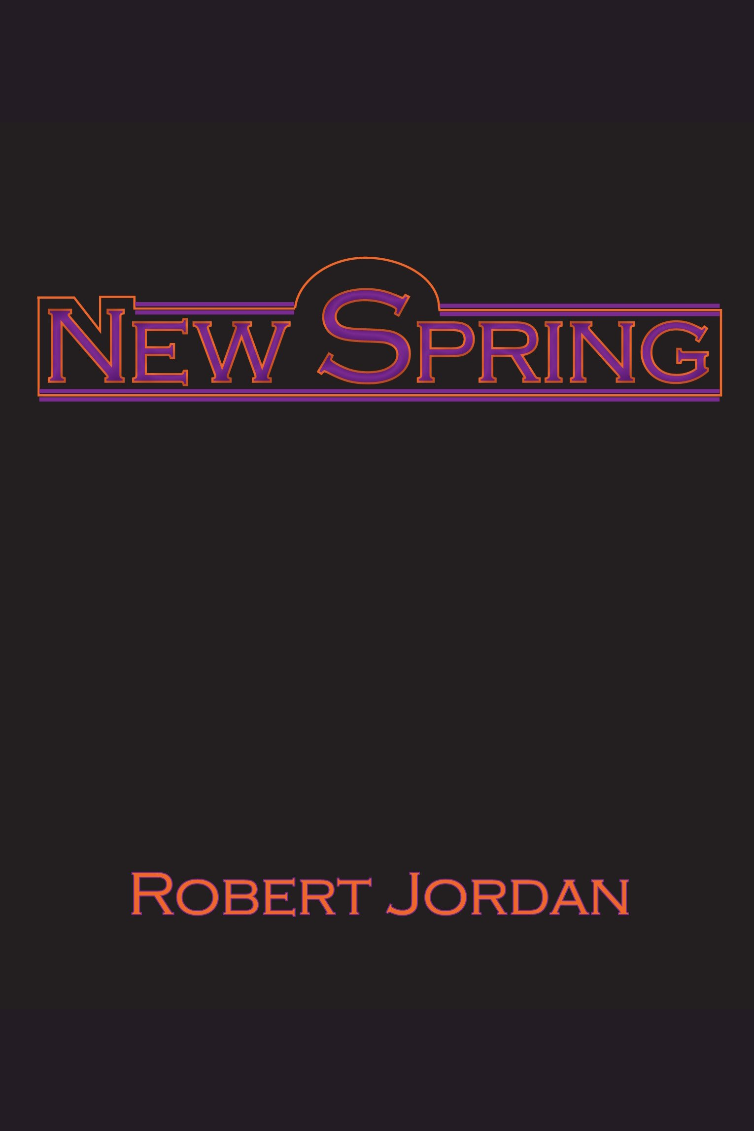 New spring cover image